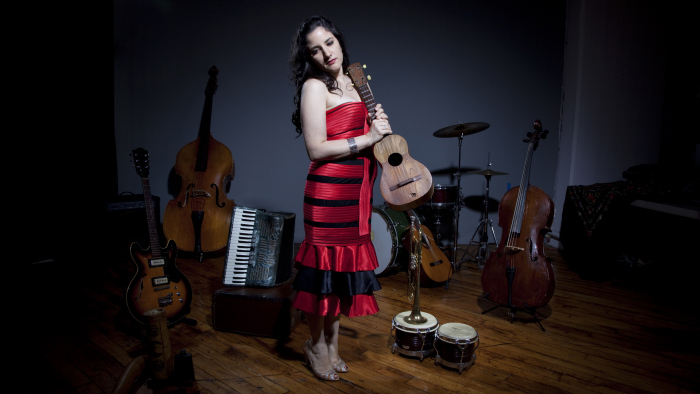 """Singer Ani Cordero is reviving the """"nueva canción"""" style of music from Latin America that combines politics and love-laced folk songs."""