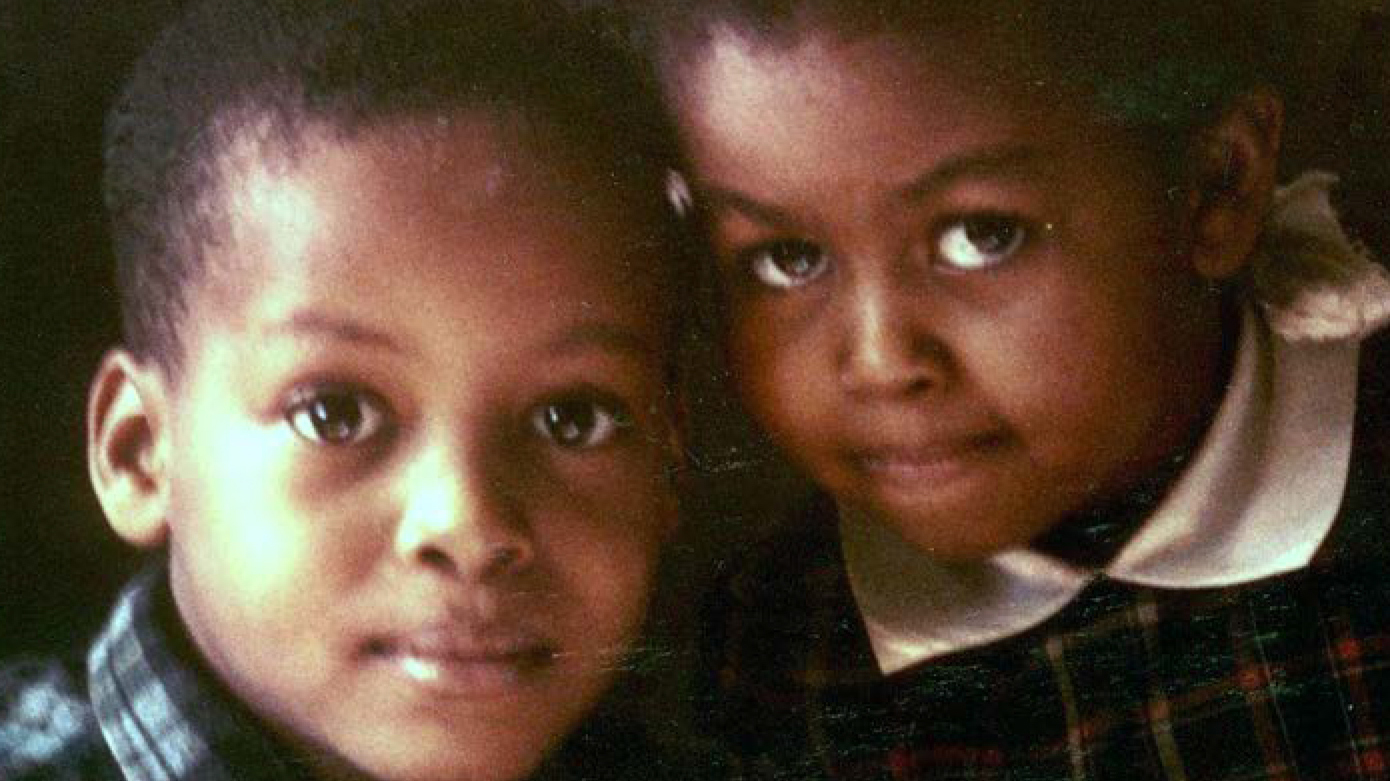 before barack obama the young michelle obama public