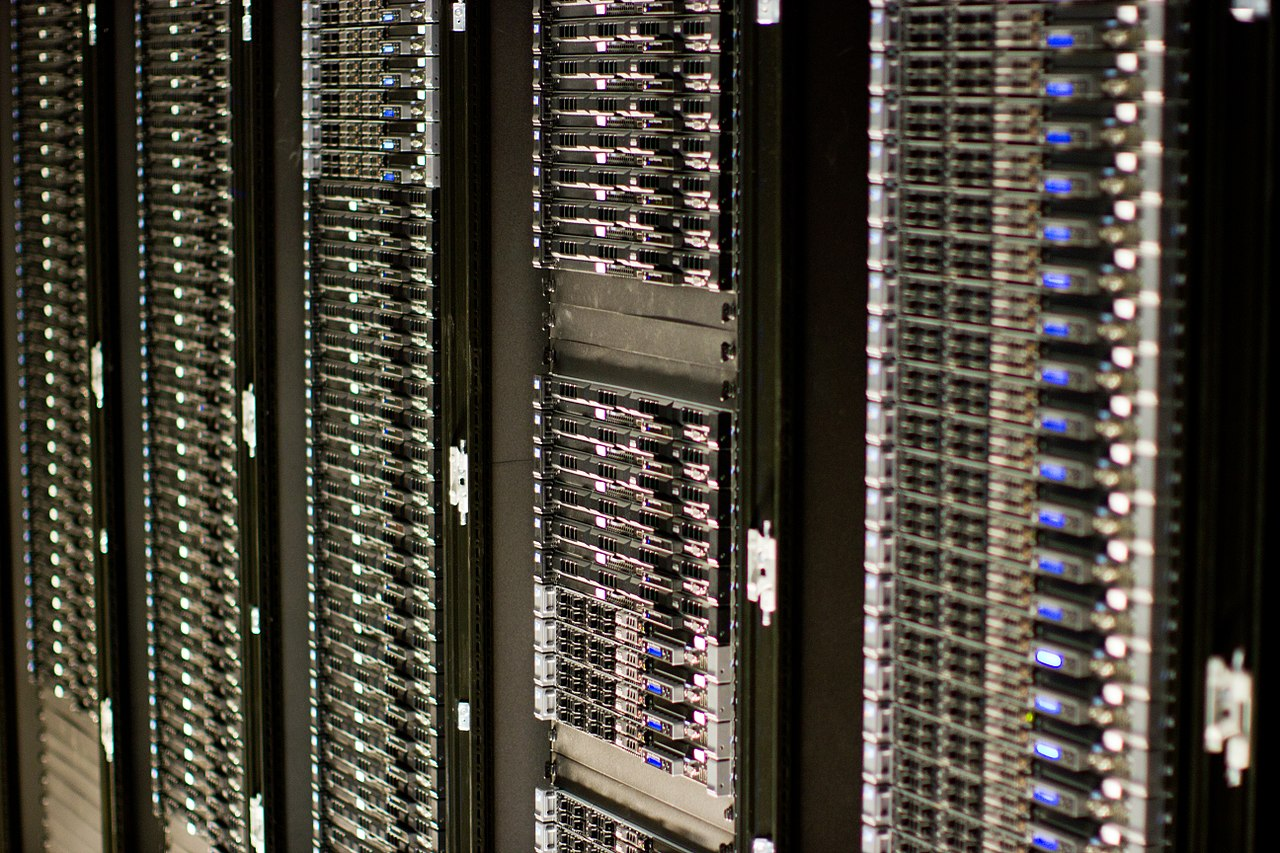 Wikimedia Foundation servers