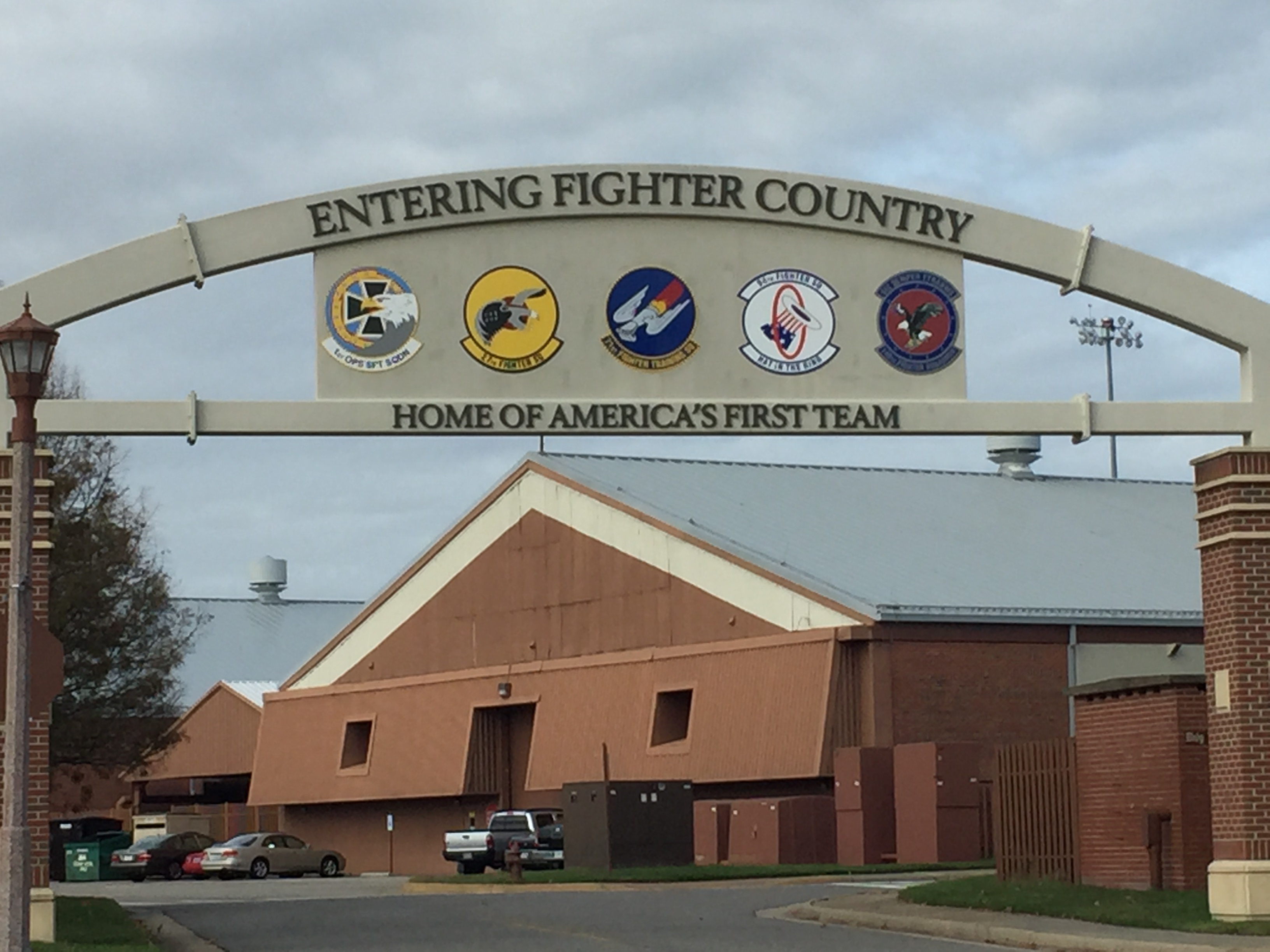 Langley Air Force Base In Hampton Virginia Is Home To Us Air Combat Command And 1st Fighter Wing The Air Force S Oldest Major Combat Unit