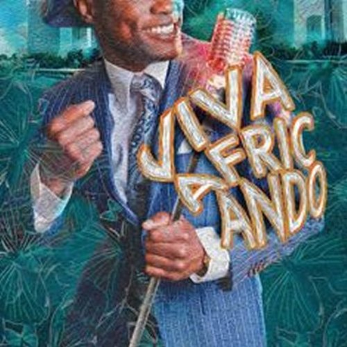 """""""Viva Africando"""" CD Cover."""
