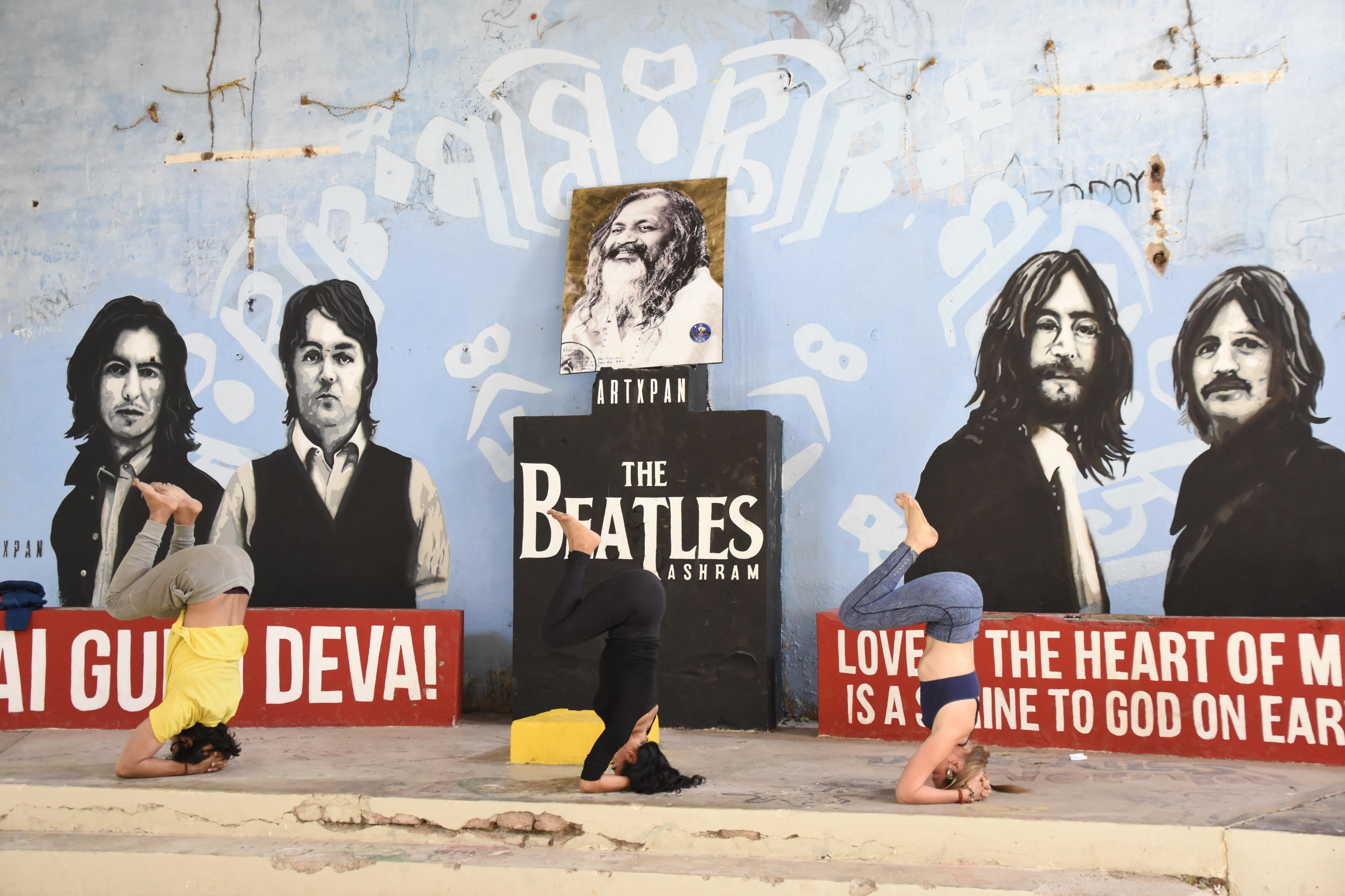 50 Years On India Is Celebrating The Beatles Infamous Trip To The Country