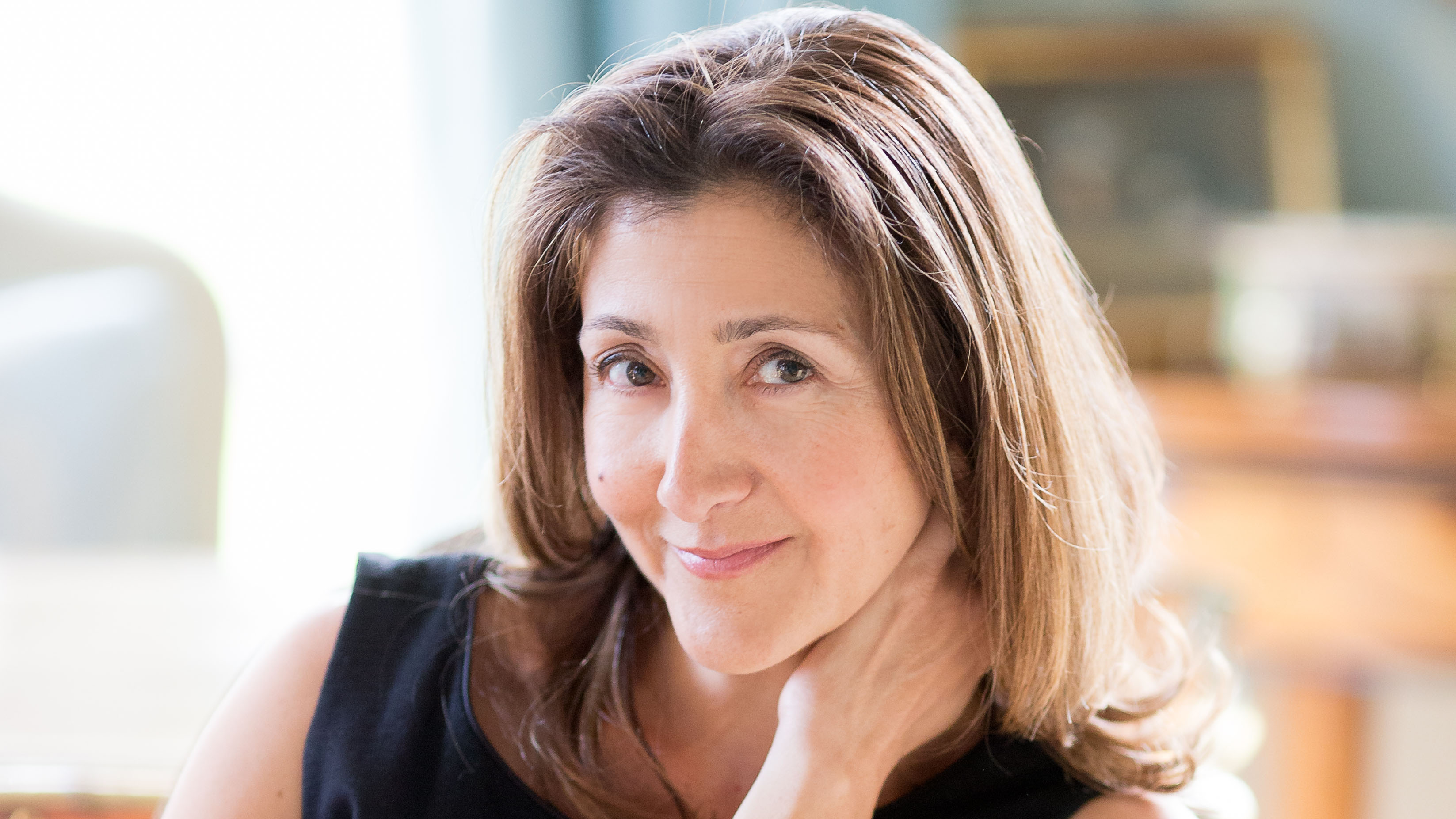 Colombian author and former hostage Ingrid Betancourt.