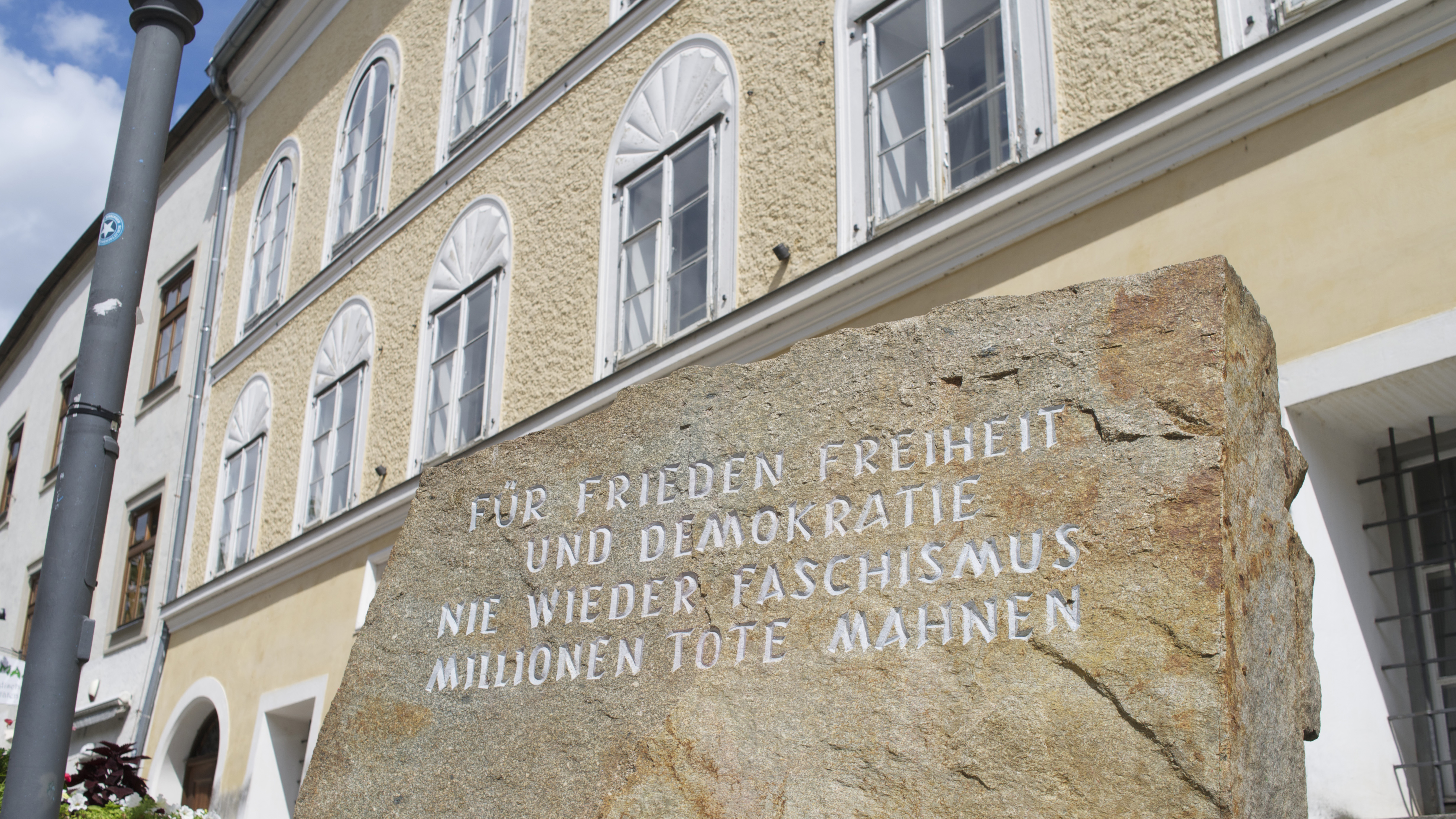 How Hitler's birthplace in Austria handles its unwanted landmark