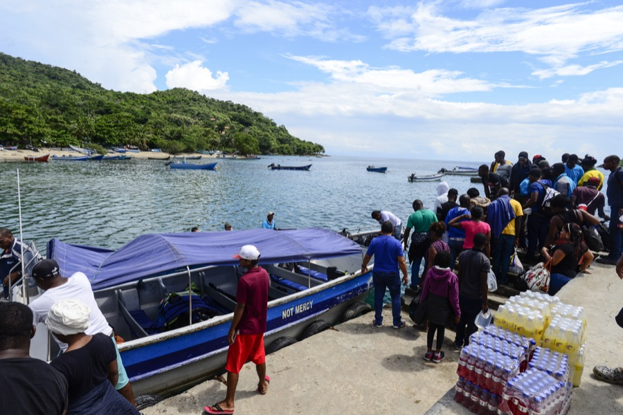 With Olympics Over Haitian Workers Are Leaving Brazil For The US - Us to brazil by boat map