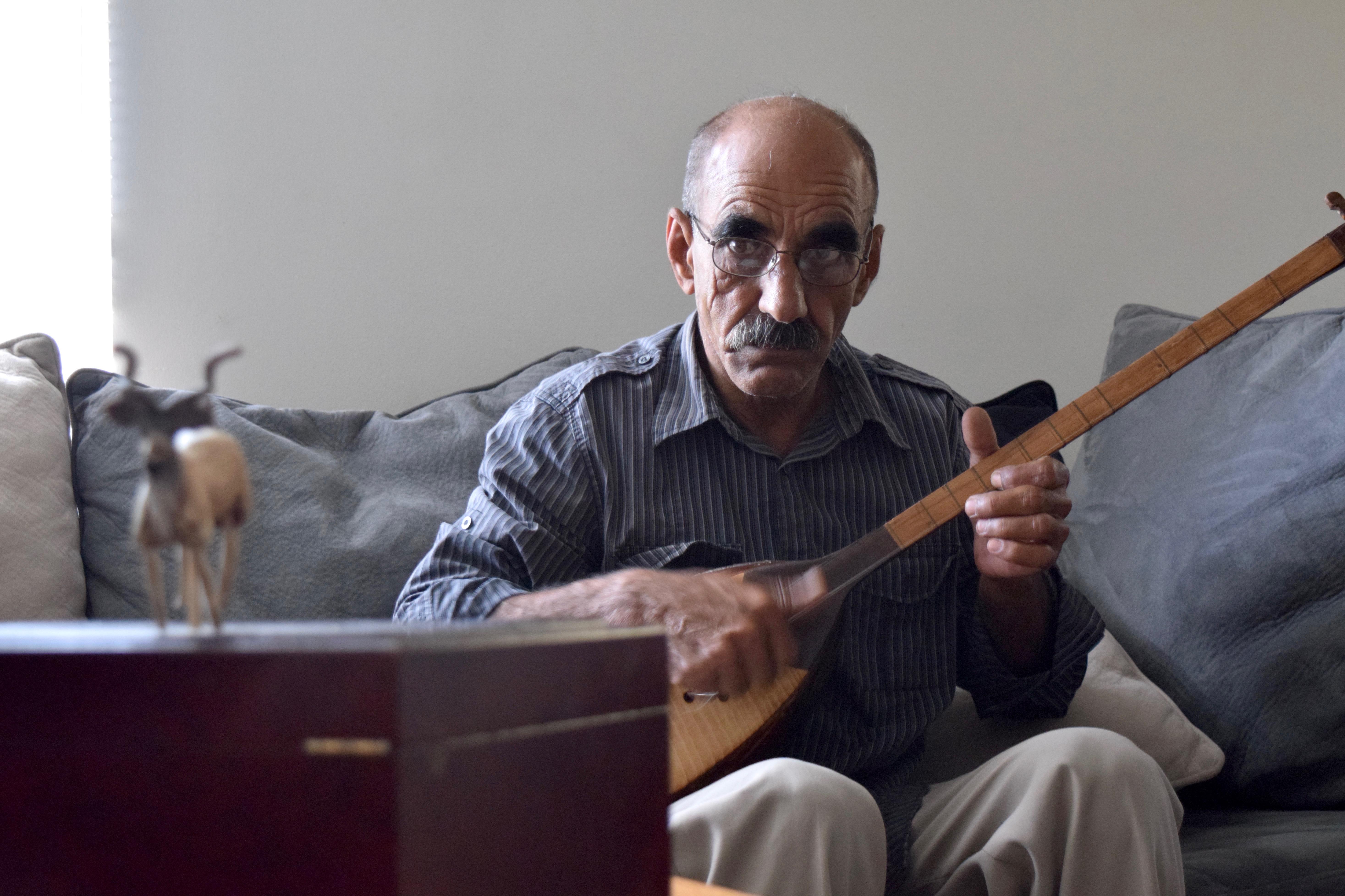 Hamo Is A Yazidi Living In Lincoln, Nebraska.