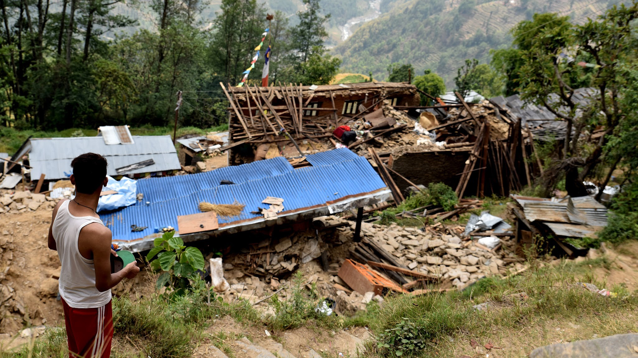 Months after deadly quakes, Nepal's problems are only multiplying