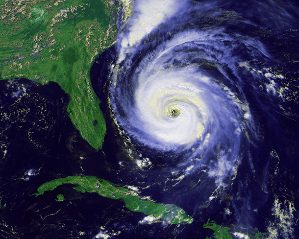 El Niño Makes Atlantic hurricanes less likely.