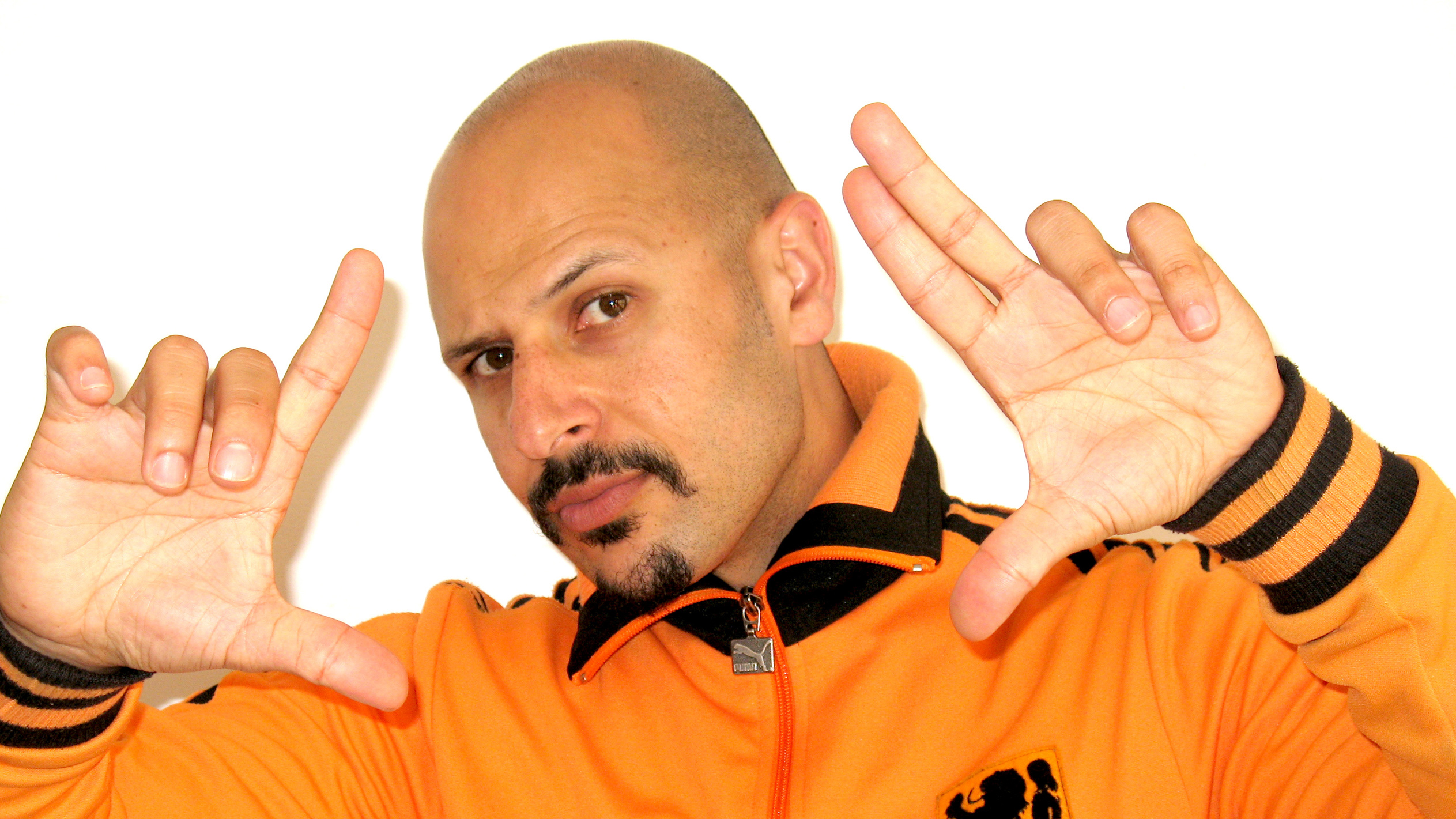 Comedian Maz Jobrani was born in Iran and grew up in Los Angeles. He says the attack on the satirical French publication Charlie Hebdo was an attack on all satirists.