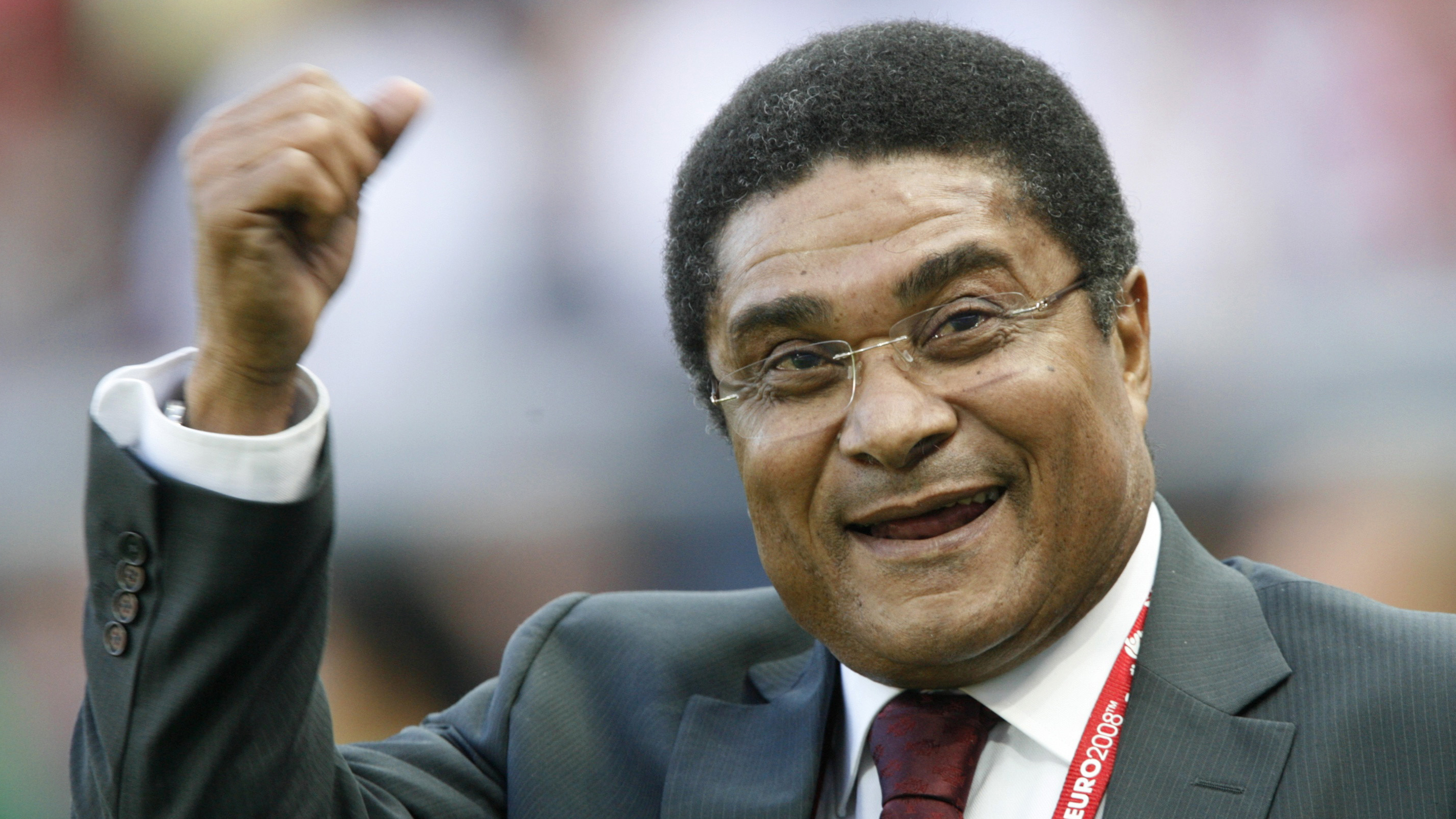 The soccer world says goodbye to a legend — Portugal s Eusebio