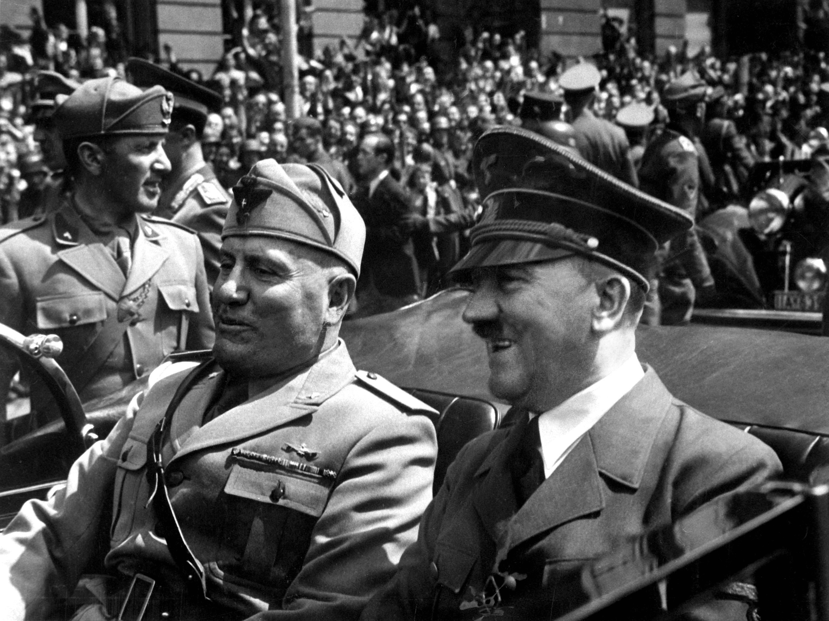 How US journalists normalized the rise of Hitler and Mussolini ...