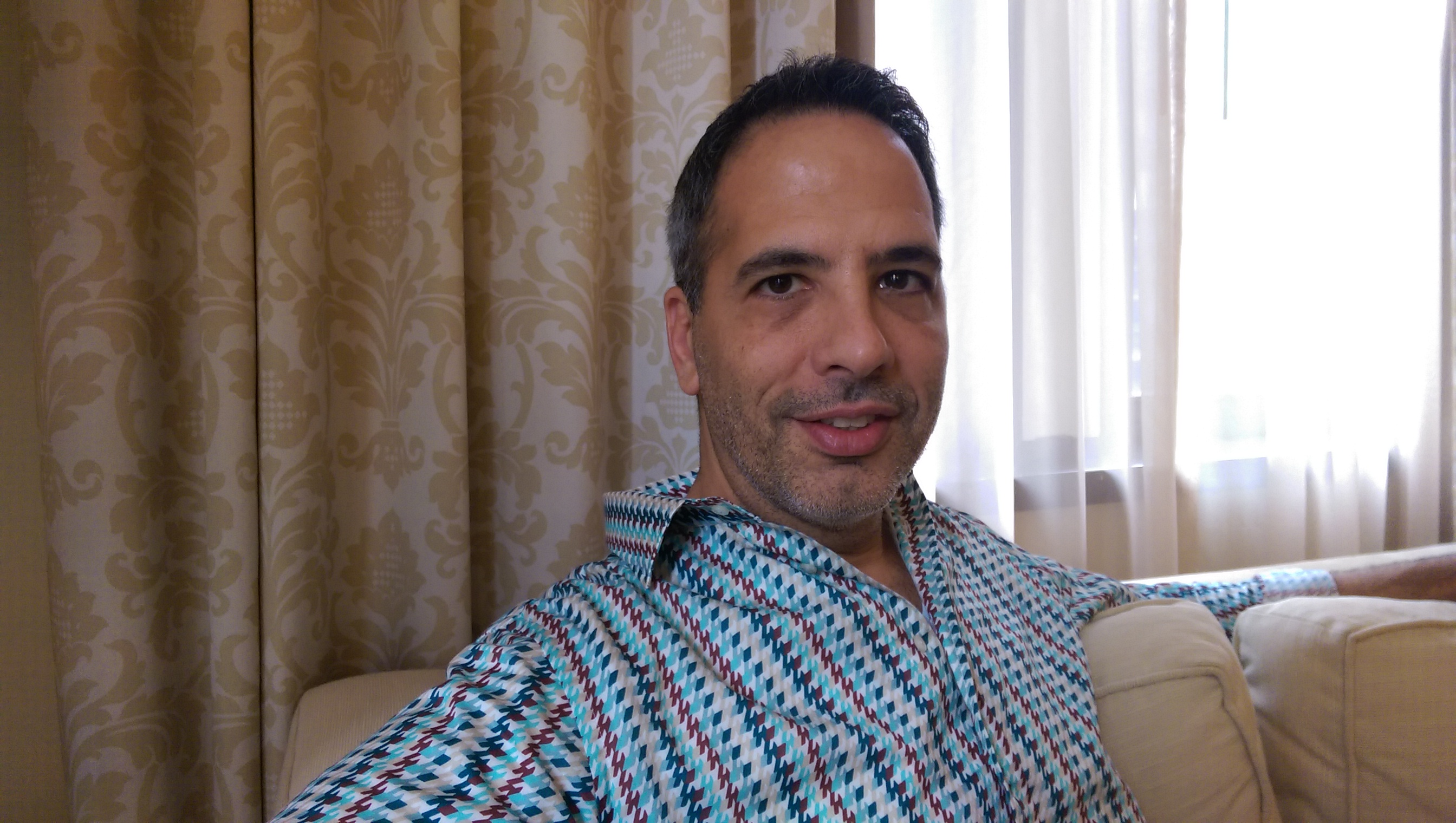 British-Israeli chef Yottam Ottolenghi has become known for his innovative ways to prepare vegetable dishes.
