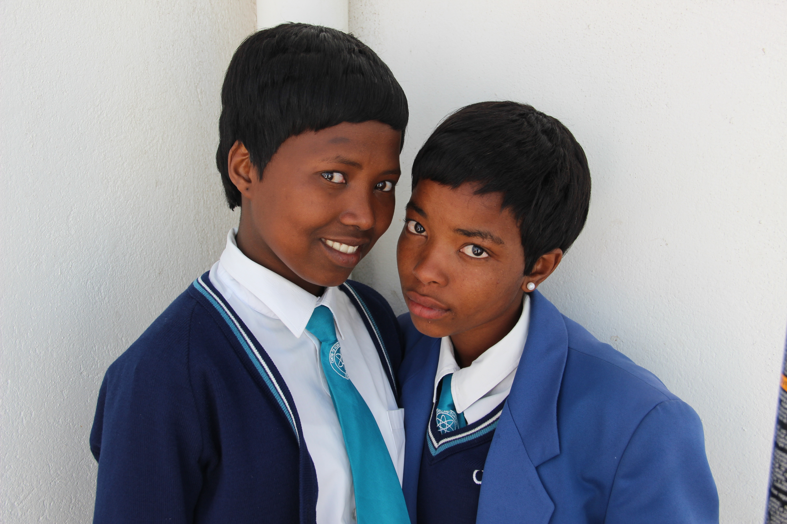 school year blog for low income students life after high school lusanda and buhle are seniors at the centre of science and technology cosat