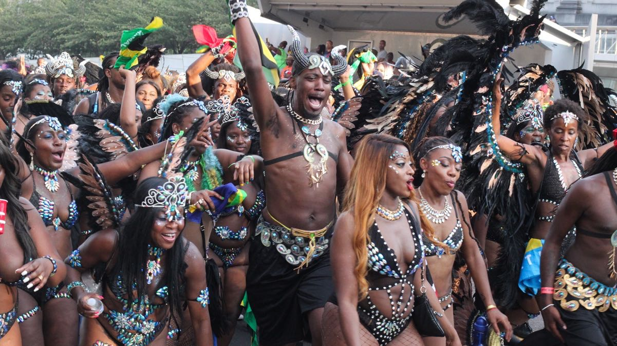 Carnival's festivities include the West Indian American Day parade, a colorful spectacle with plenty of history.