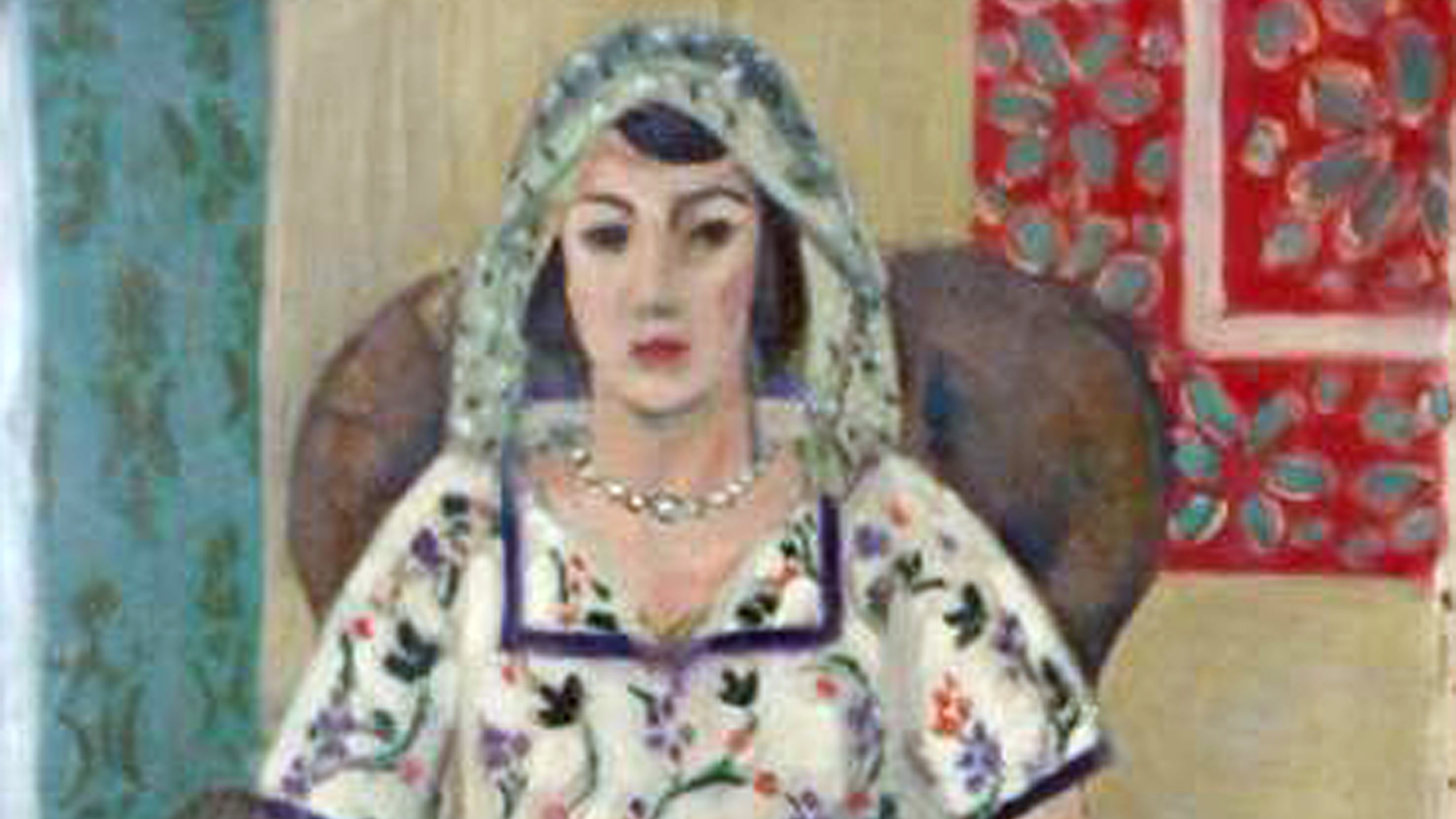 This Matisse painting is the object of competing claims in Germany.