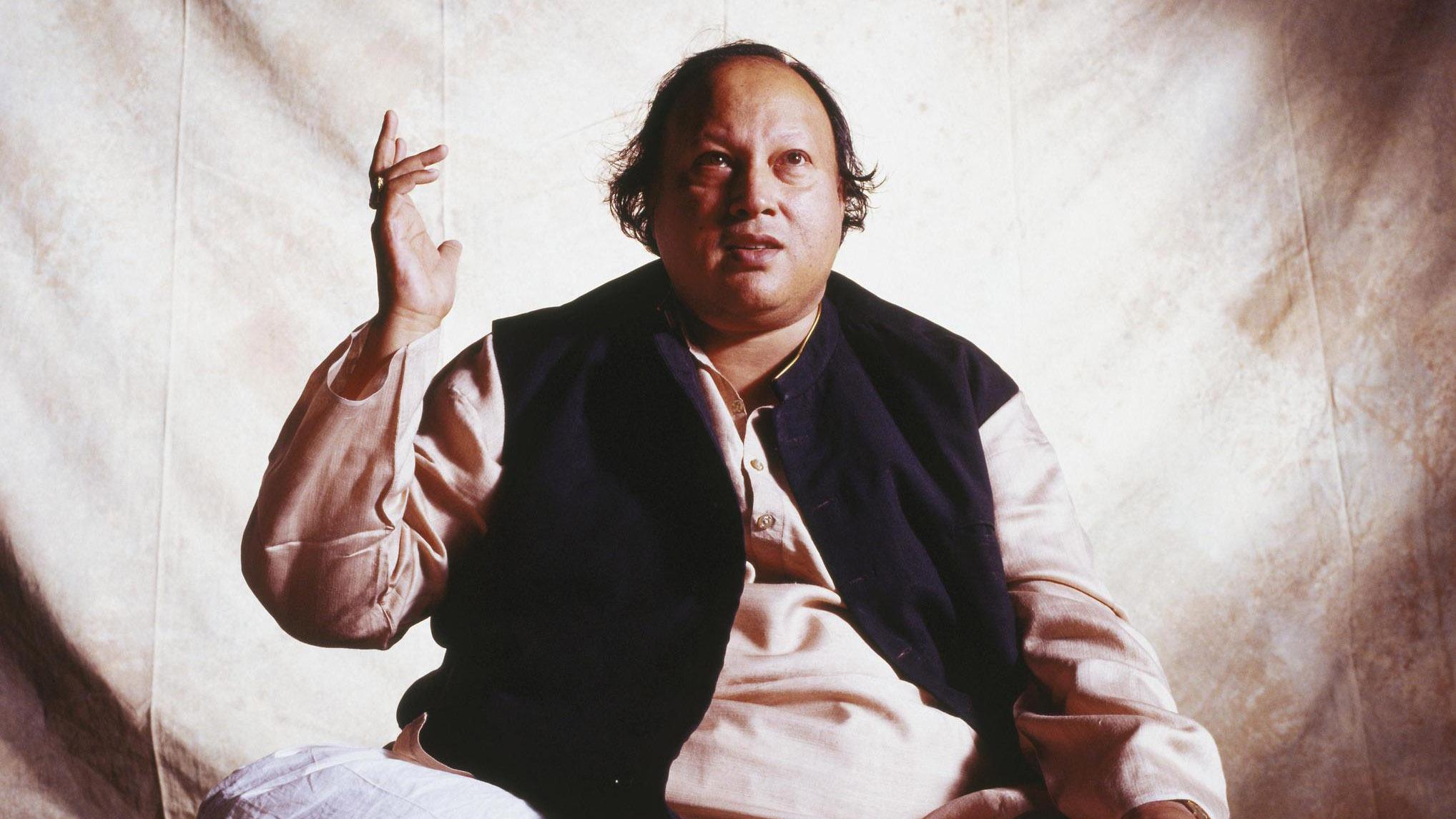 pakistani qawwali nusrat fateh ali khan