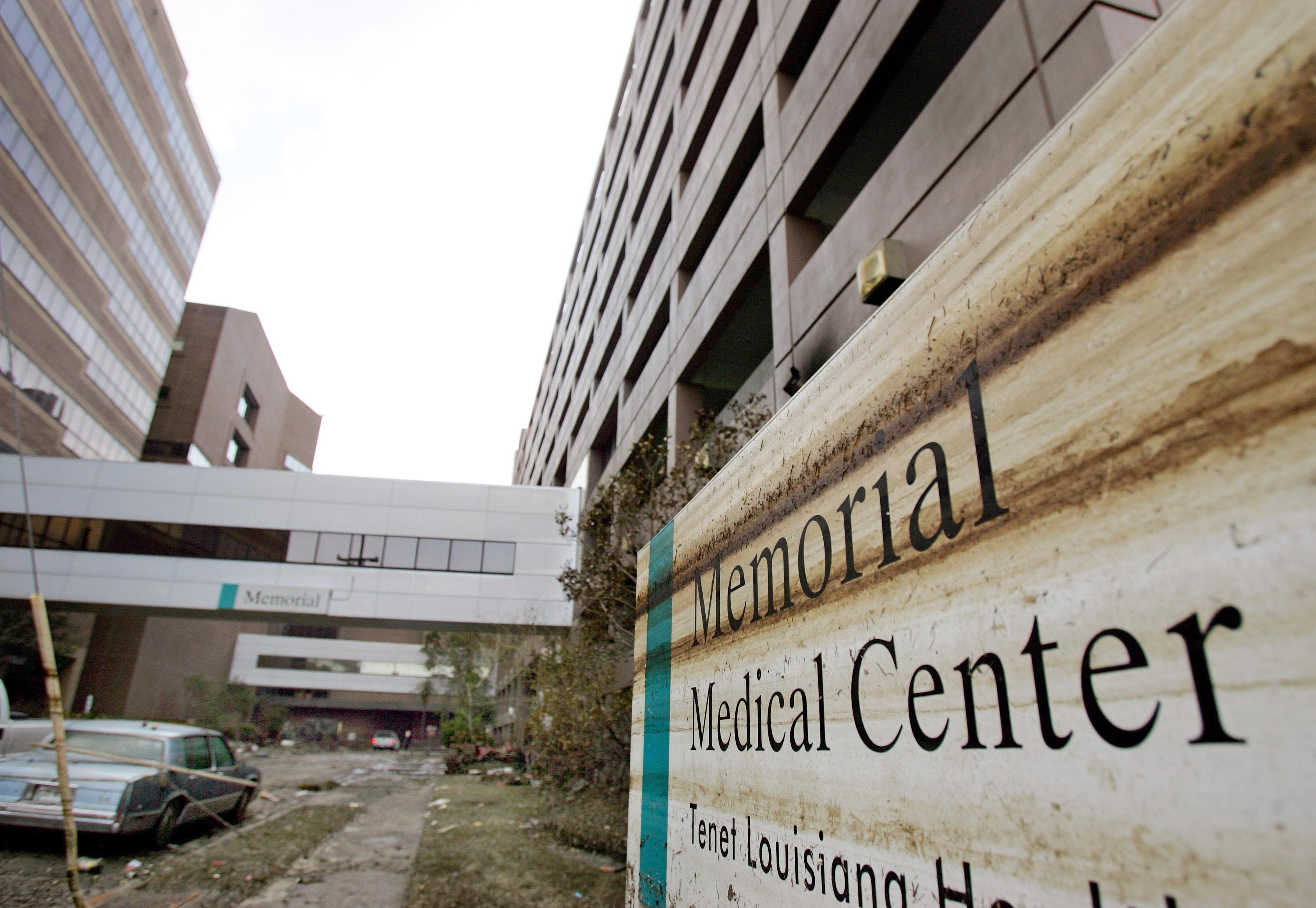 Memorial Medical Center New Orleans
