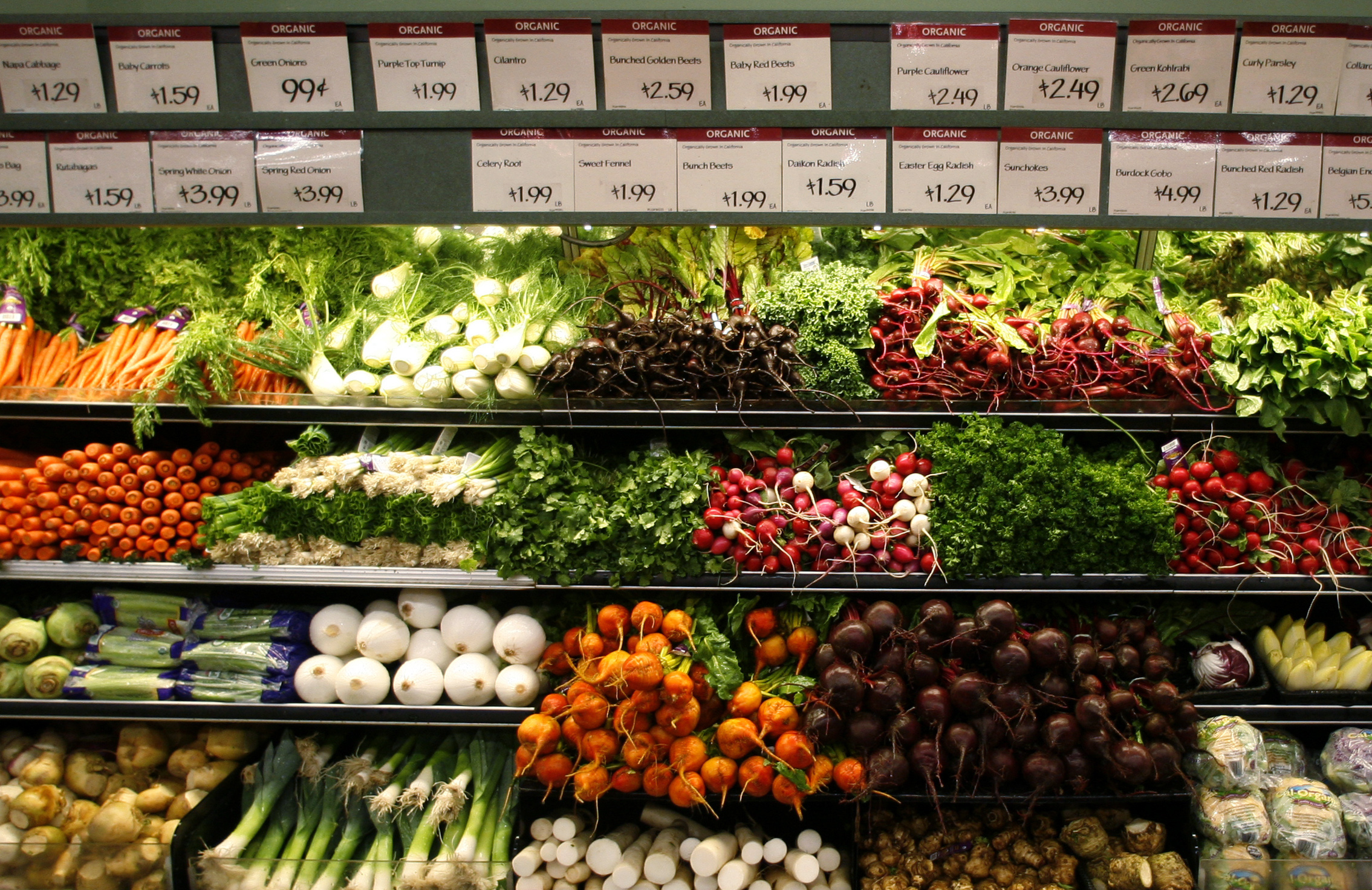 How the produce aisle looks to a migrant farmworker ...