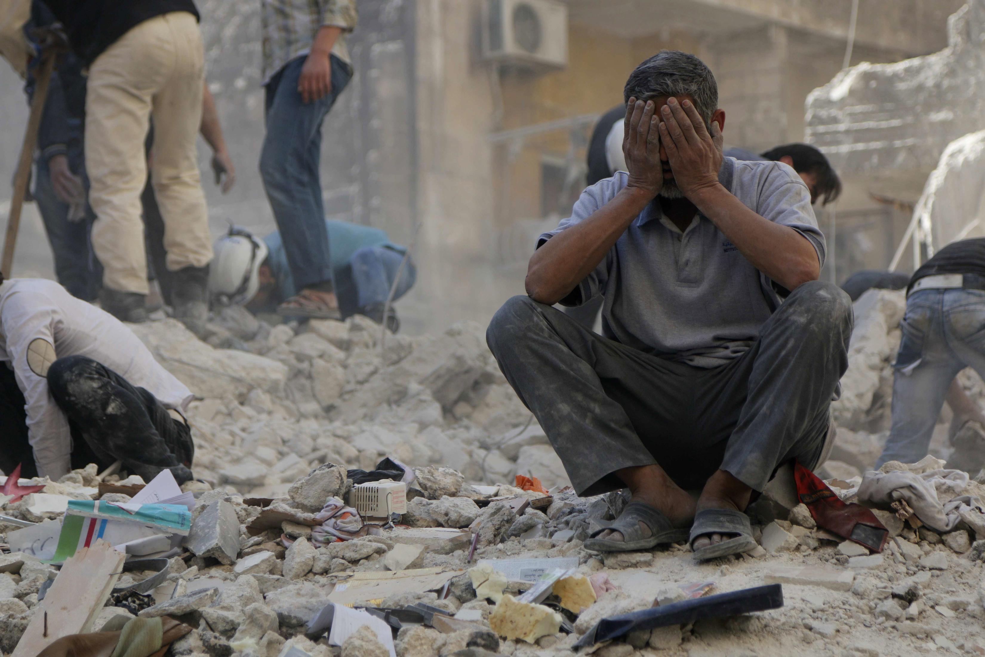 Slikovni rezultat za syria war