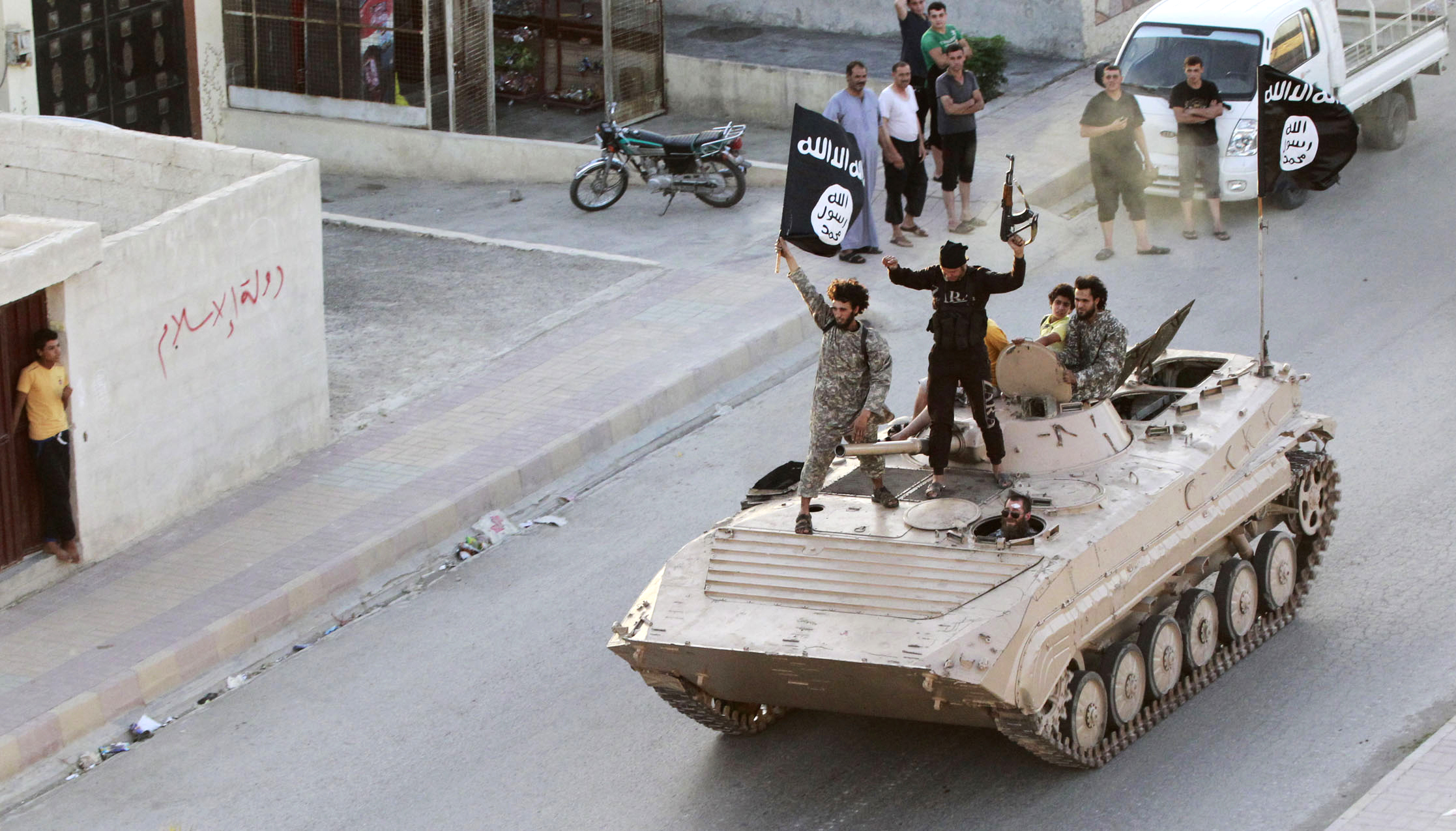 The ISIS rise on social media must be countered