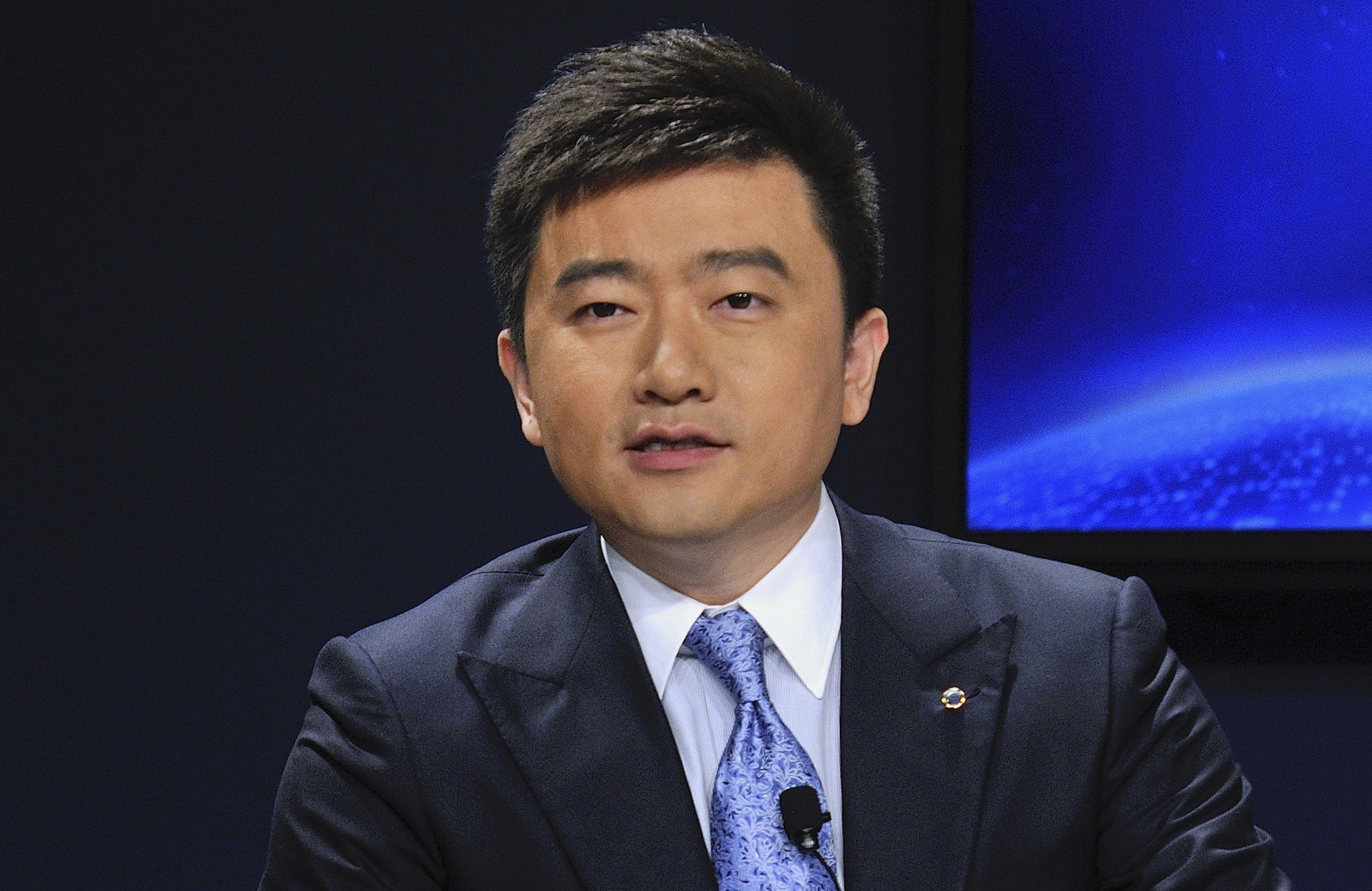 China Central Television (CCTV) host Rui Chenggang was detained by police as authorities launch an anti-corruption campaign into China's media.