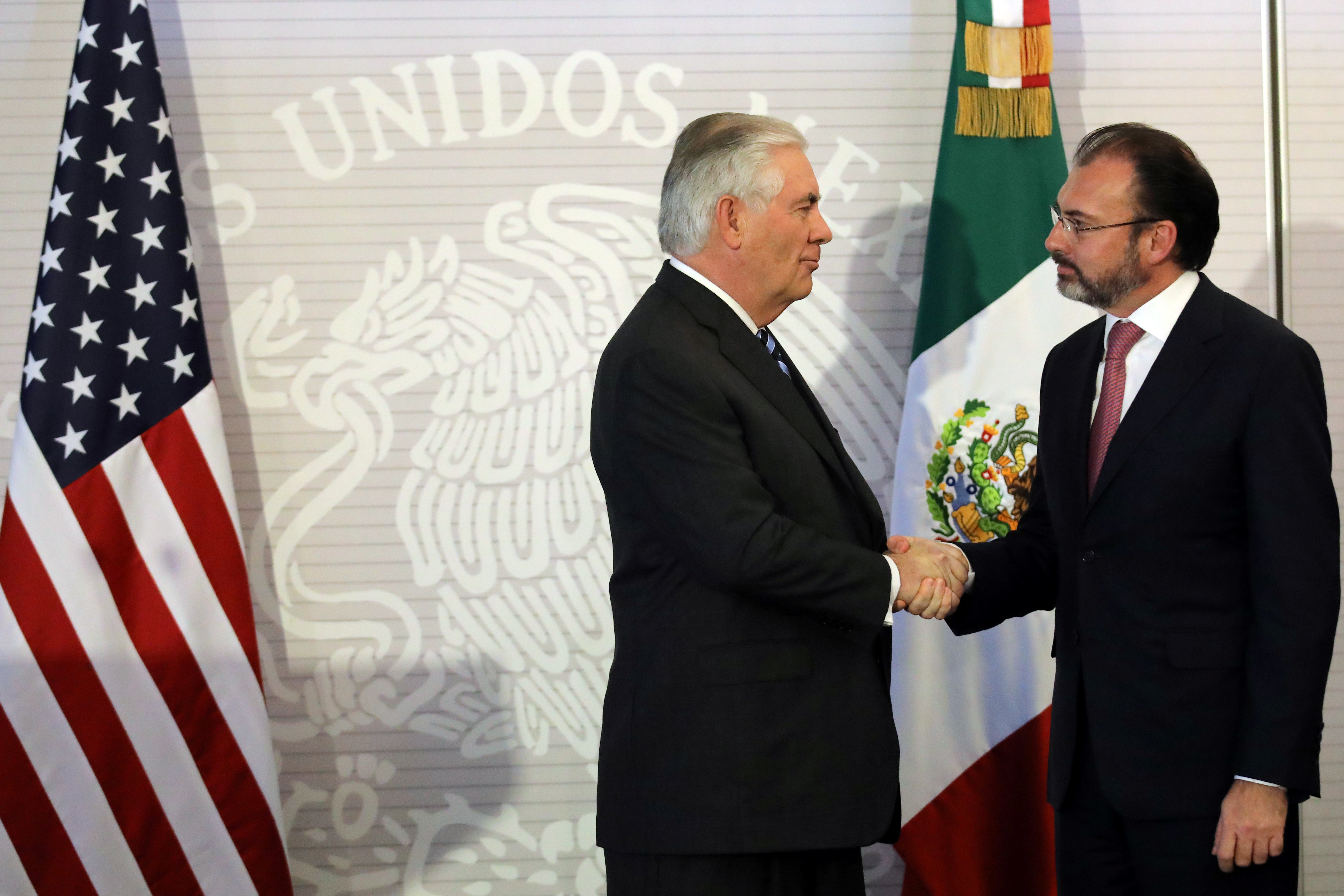 Mexico rejects US migration reforms as Trump calls deportation effort a 'military operation'