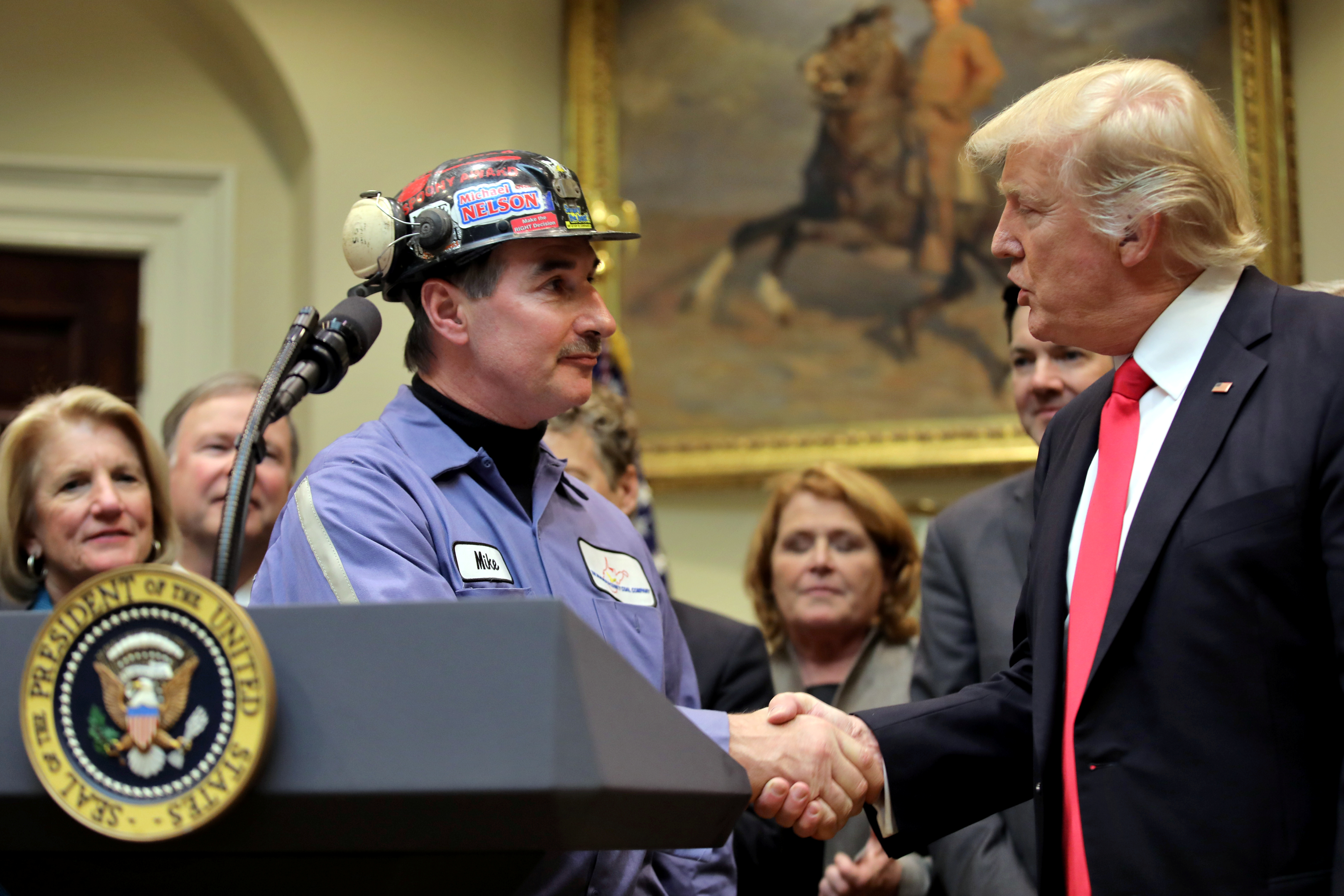 Two US coal miners, two very different perspectives on the future of coal