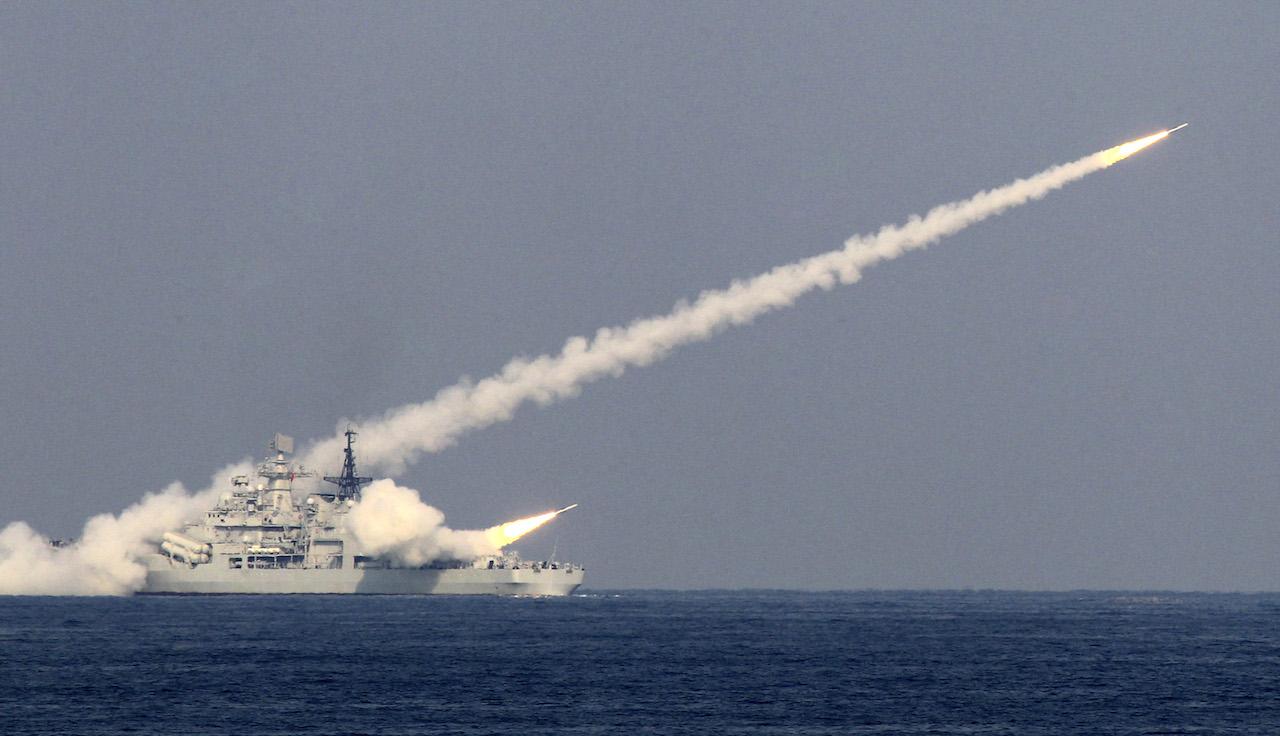 China missiles