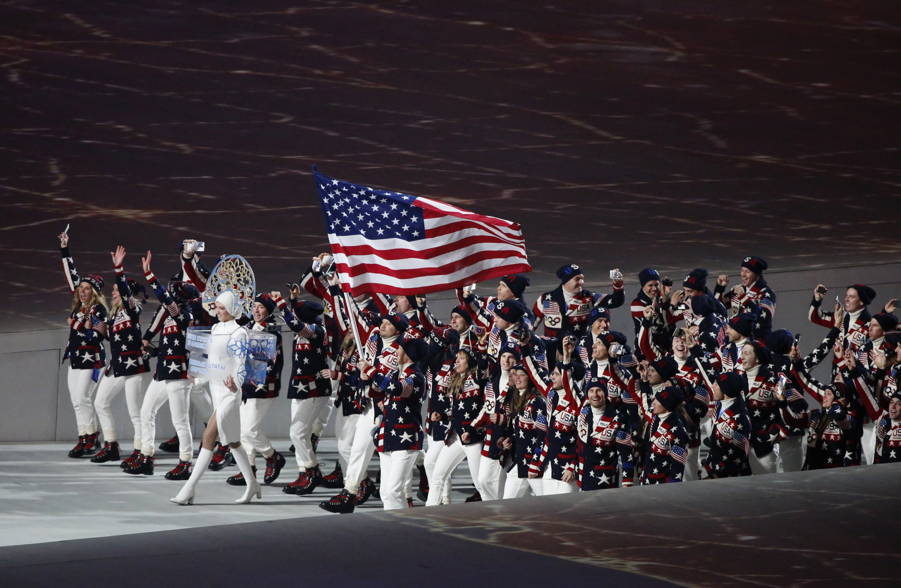 why won u0027t team usa dip its flag at olympic opening ceremonies