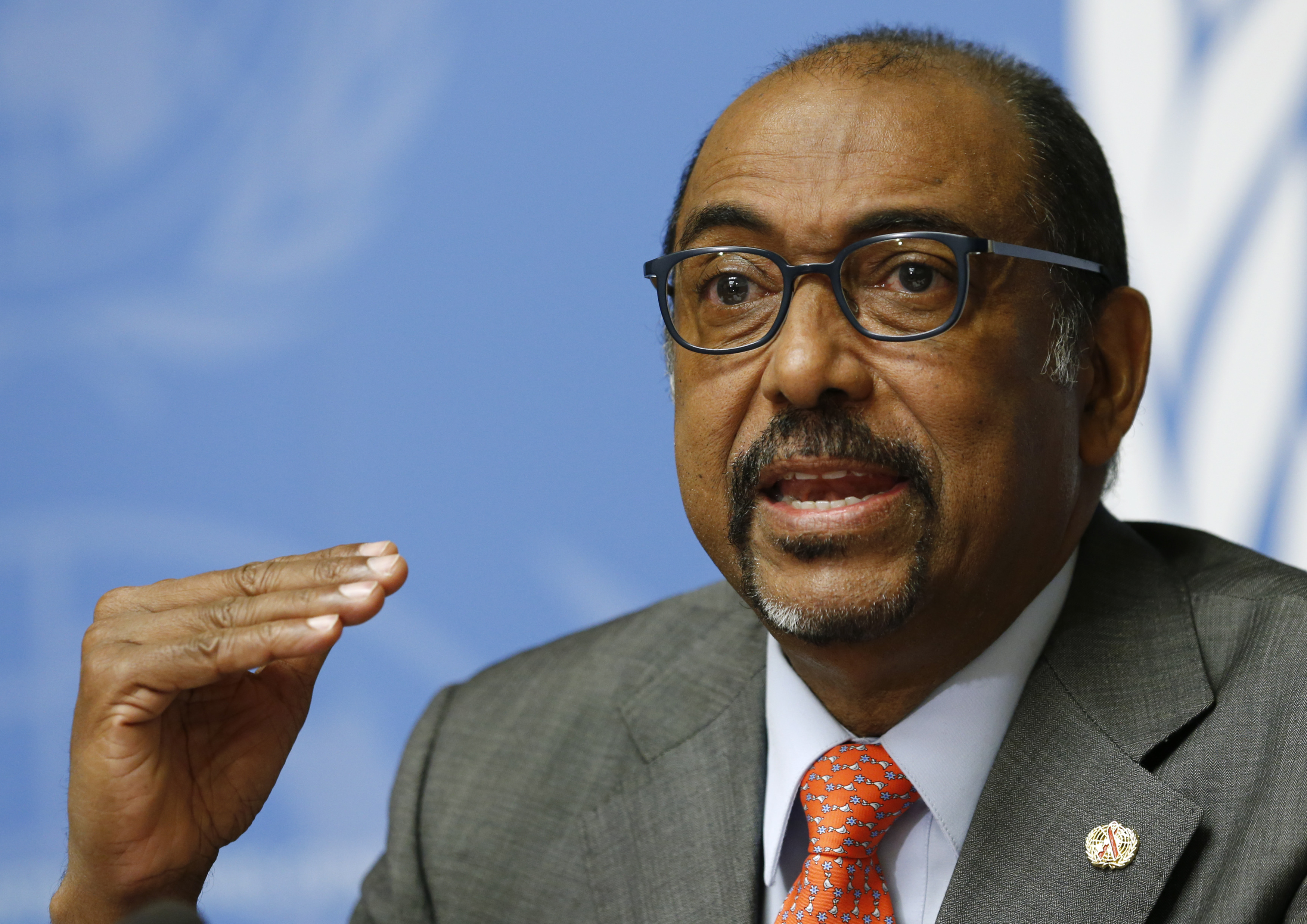 In an interview with PRI's The World, UNAIDS director Michel Sidibe celebrated successes against the epidemic, but stressed the challenges faced by young women.