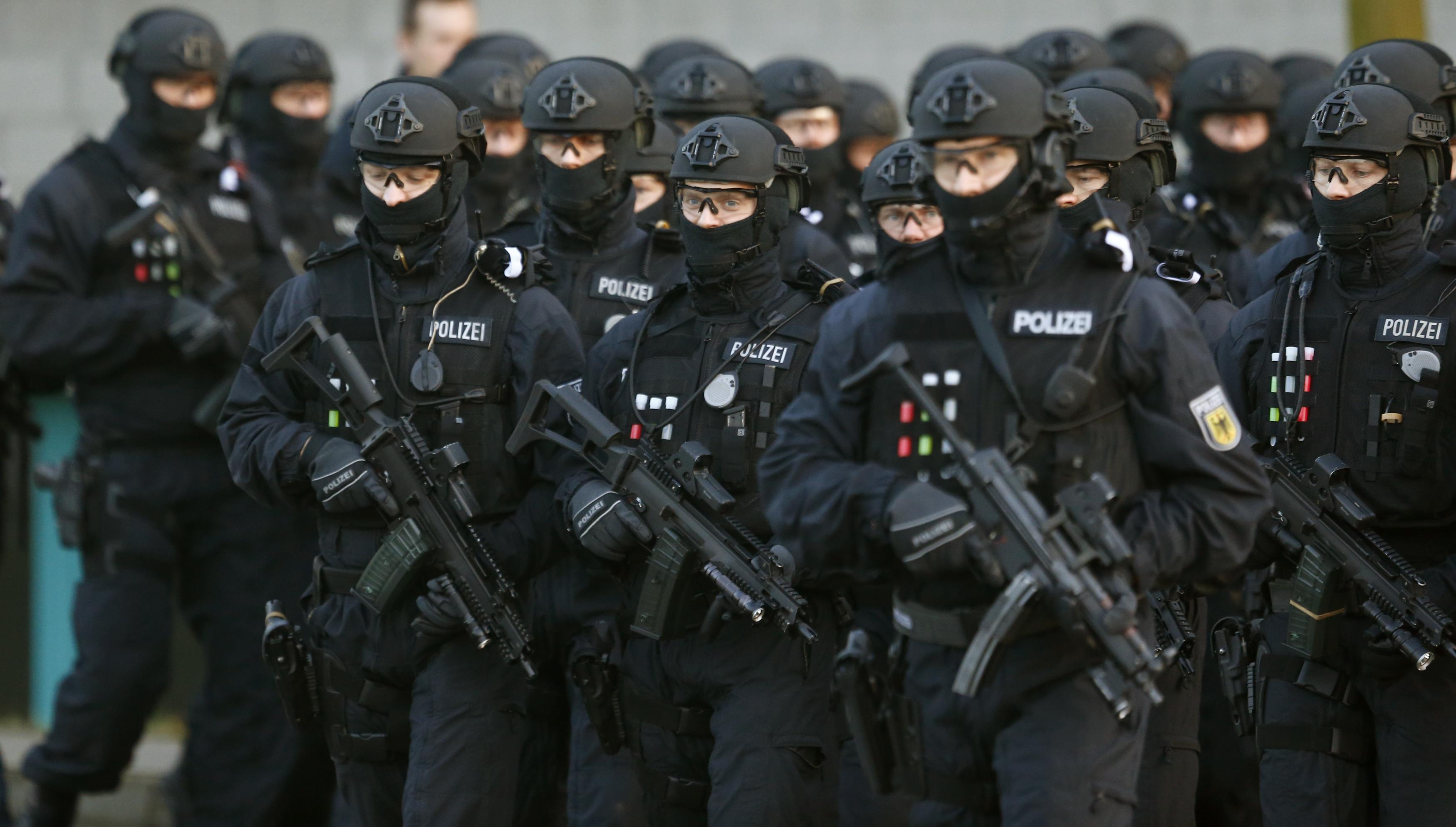 Γερμανία: Ενισχύεται η αστυνομικής παρουσία στους δημόσιους χώρους