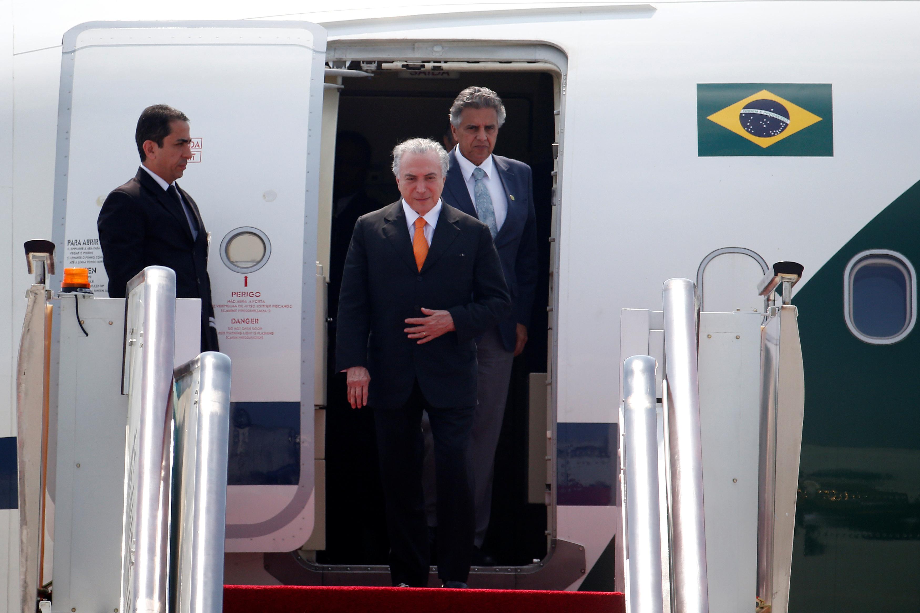 brazil's president