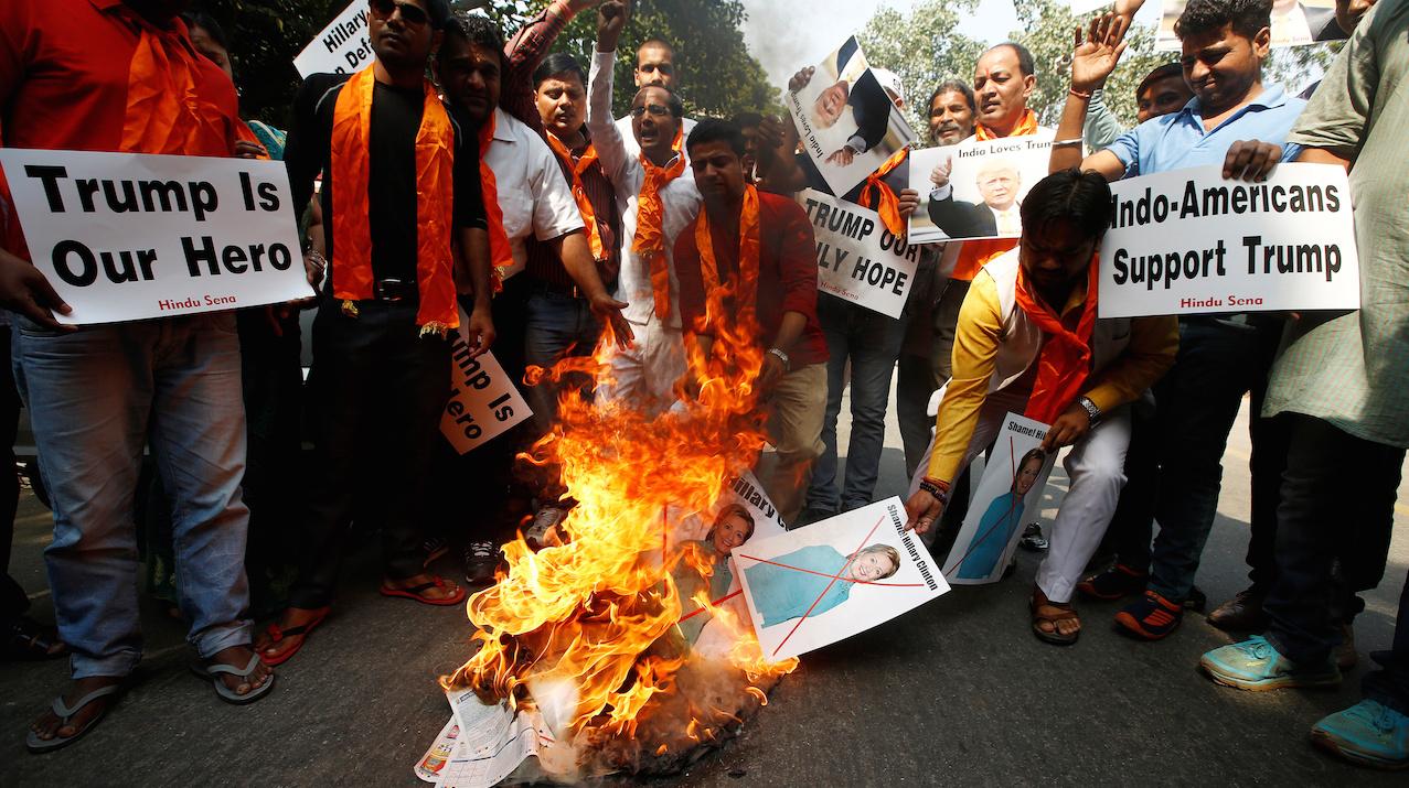 Hindu Sena for Trump