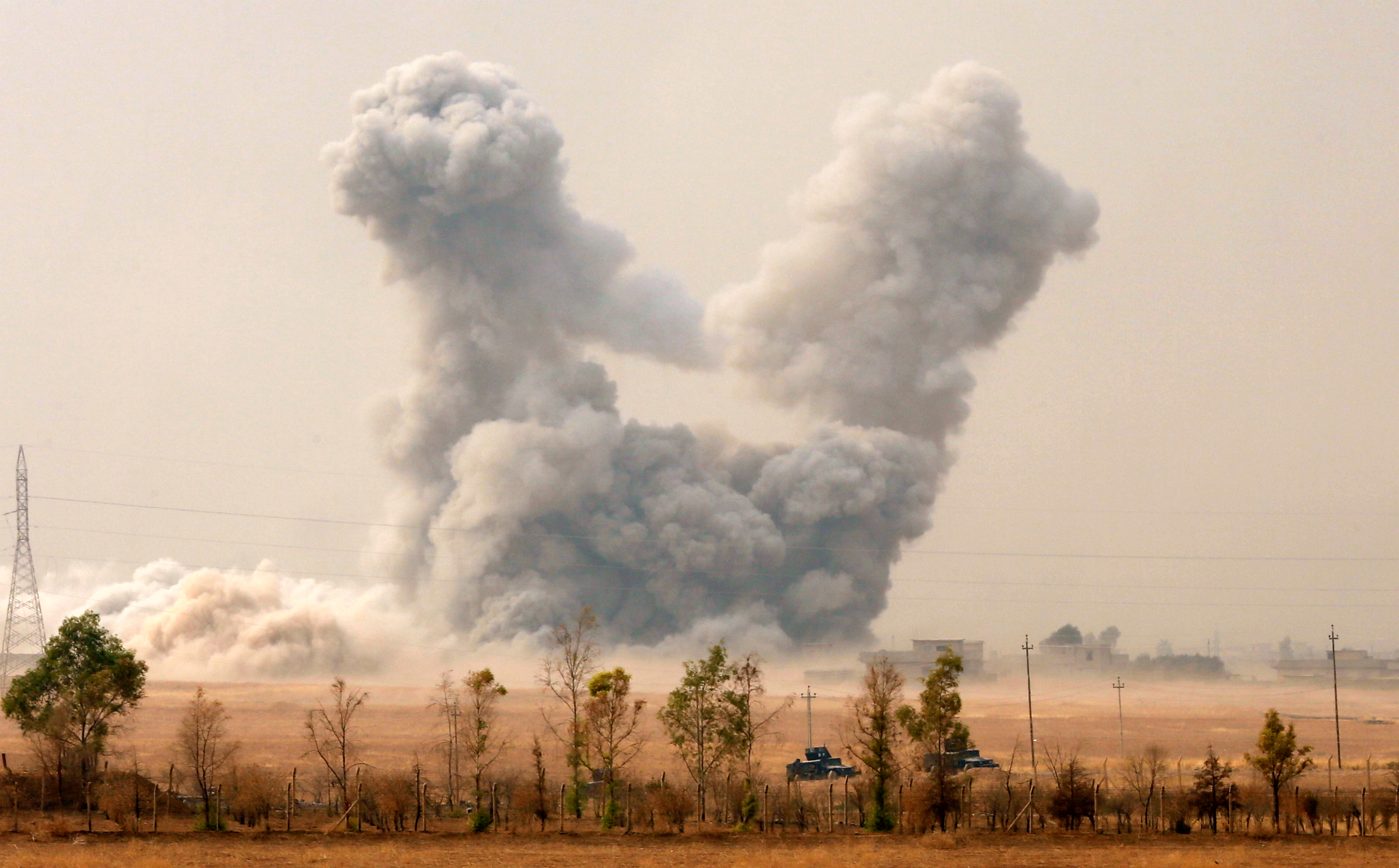 About the Mosul offensive —did the 'element of surprise' ever matter?