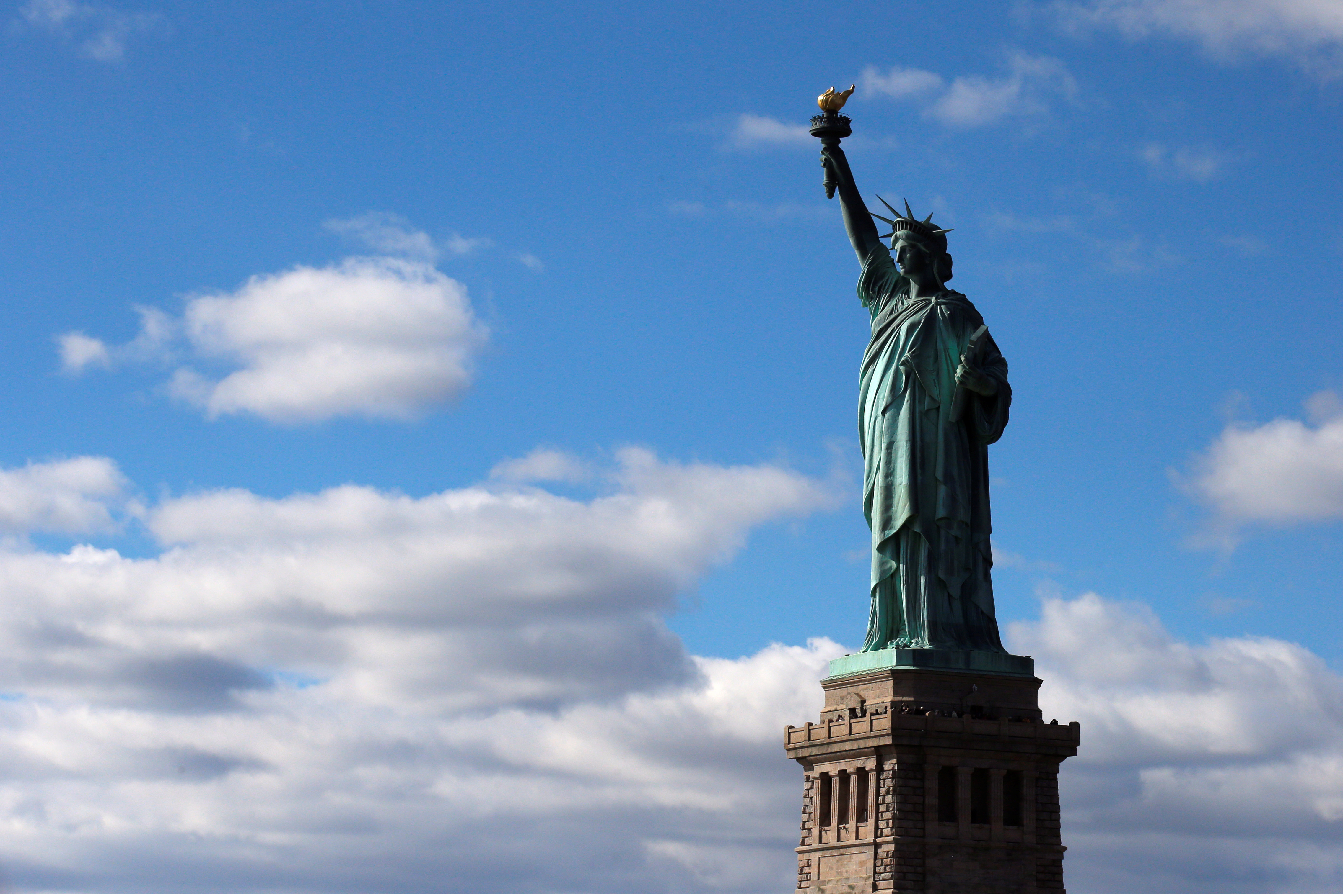 The Statue of Liberty was modeled after an Arab woman | Public ...