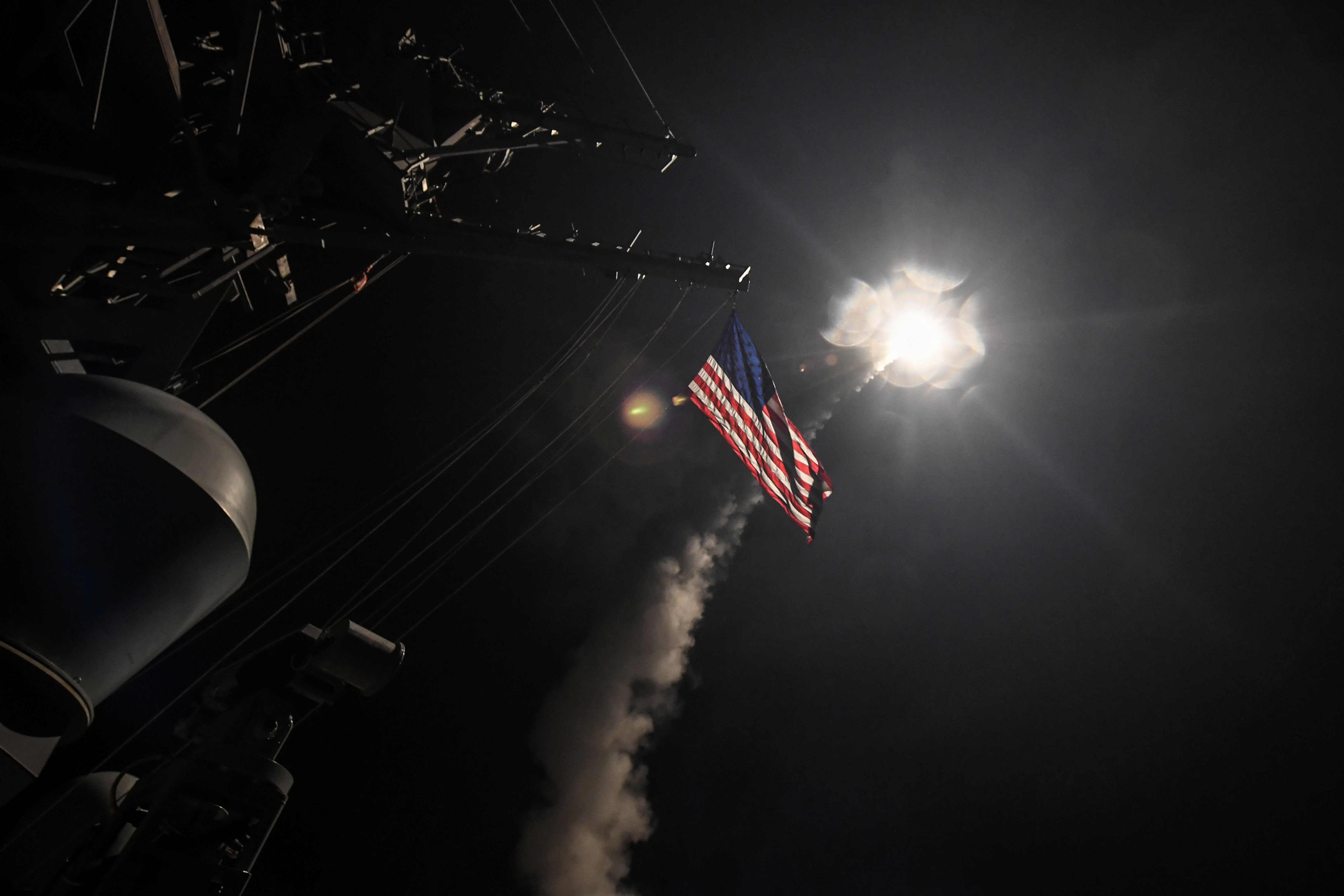 The risks of war in the Middle East, as the US confronts Syria and Iran