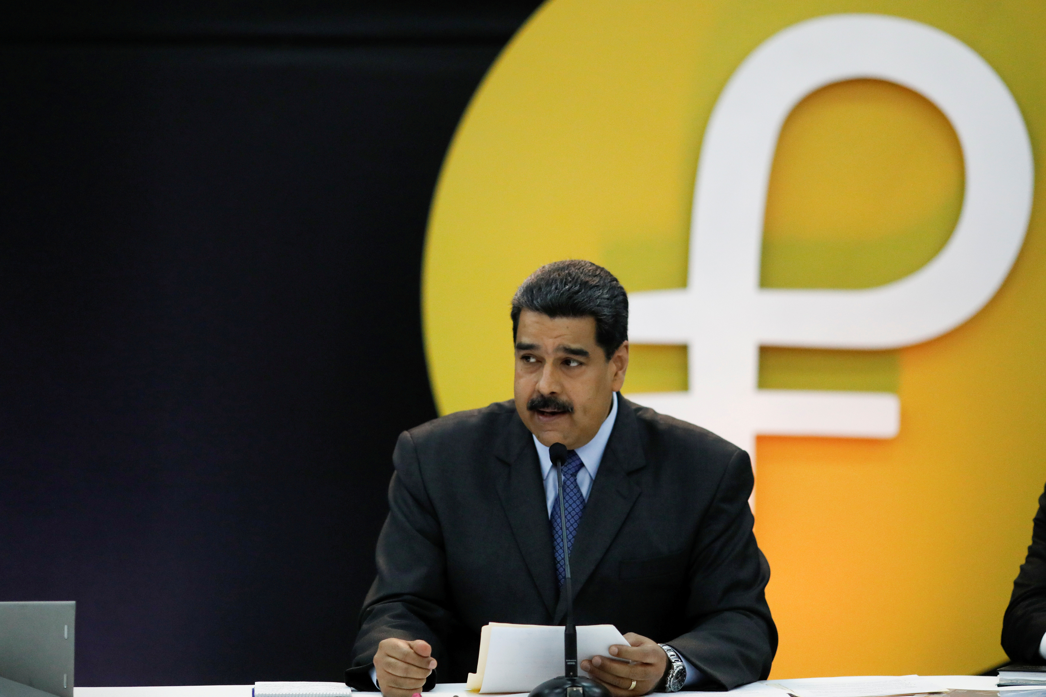 Venezuela hopes new cryptocurrency is a 'silver bullet' for economic woes
