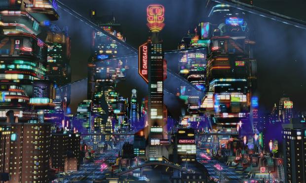 SimCity still
