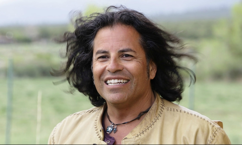 """Stevie Salas in """"Rumble: The Indians Who Rocked The World"""""""
