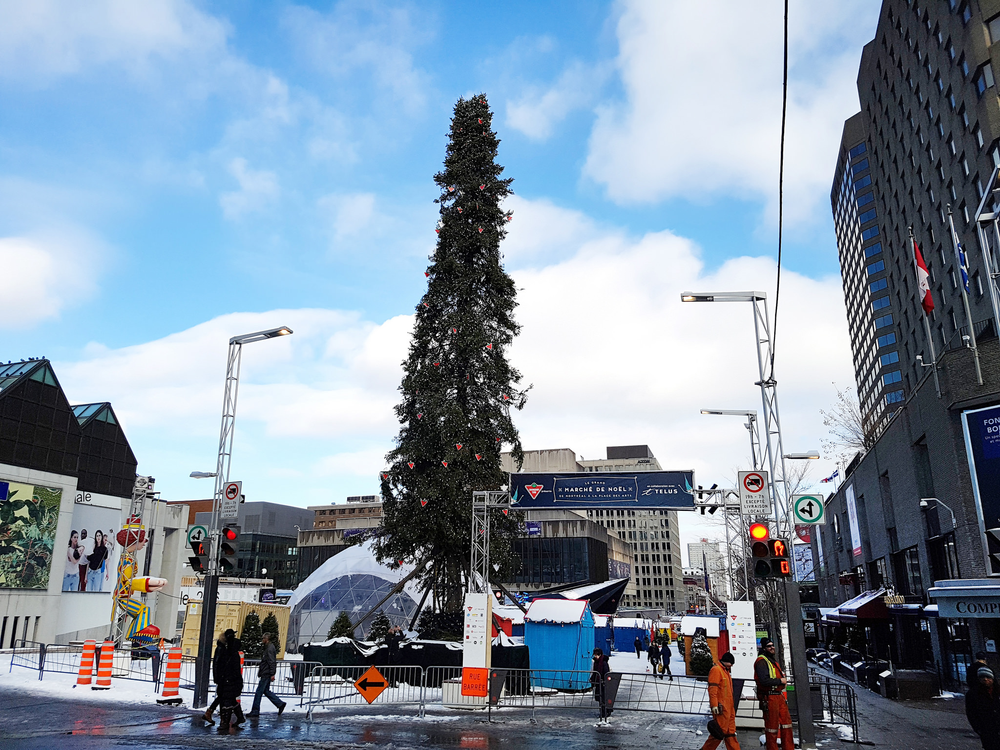 Why Montreal has a Charlie Brown Christmas tree | Public Radio ...