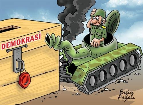 Turkey's military has staged several coups over the years but this time, despite its might, it failed.