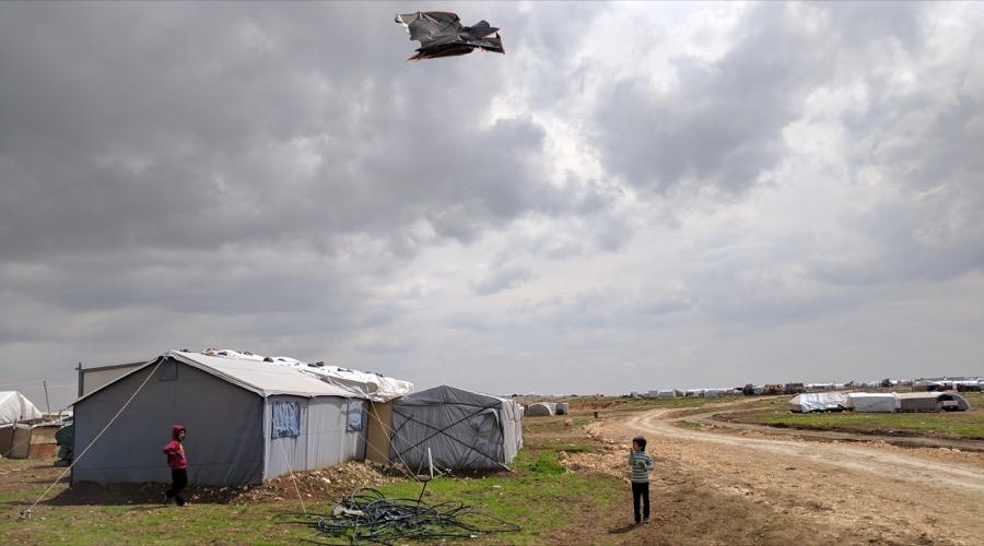 Years after US Iraq intervention, Yazidis are still seeking safety on a mountain