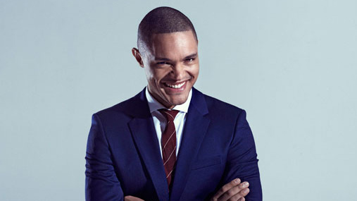 "South Africa's Trevor Noah will be the new host of ""The Daily Show,"" the popular Comedy Central show currently hosted by Jon Stewart."