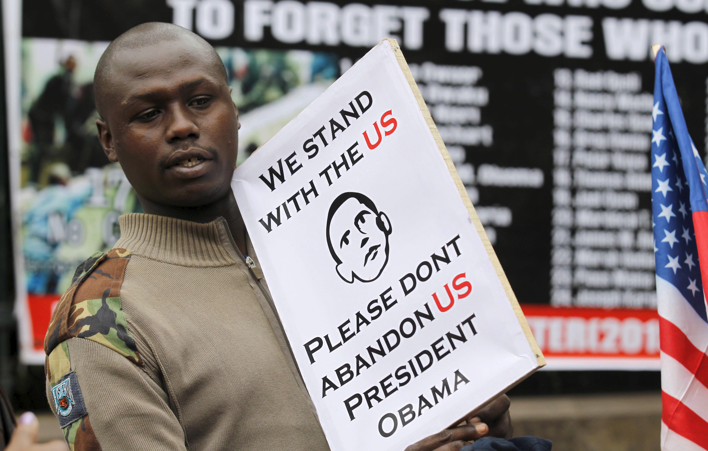 Kenya protest