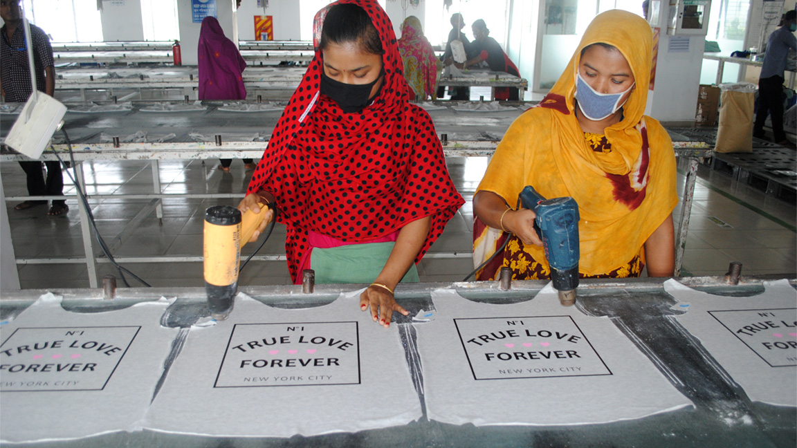 Bangladesh garment workers suffer poor conditions two years after reform vows