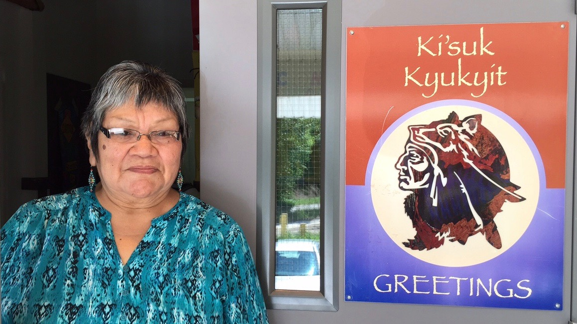 Anne Jimmie grew up speaking Ktunaxa, only to lose much of the language when she was removed from her family and placed in a boarding school. In 2006, the Canadian government compensated Jimmie and about 80,000 other First Nations people as part of a clas