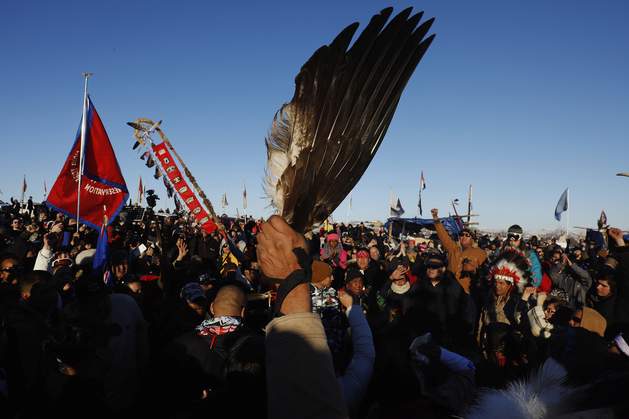 US Army Corps Of Engineers Hands A Victory To Dakota Access - Us army corps of engineers map of dapl