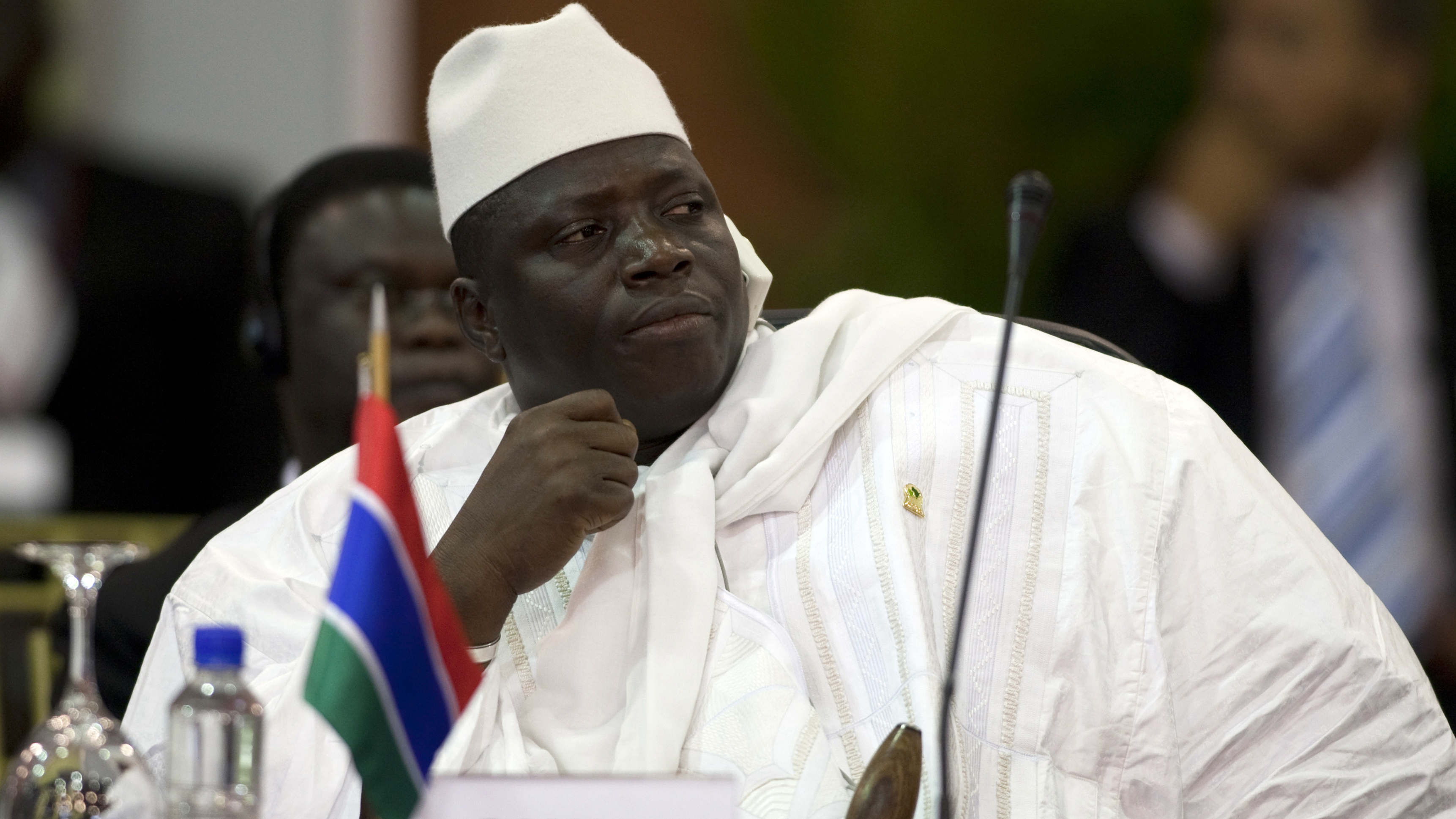 Image result for jammeh gambia
