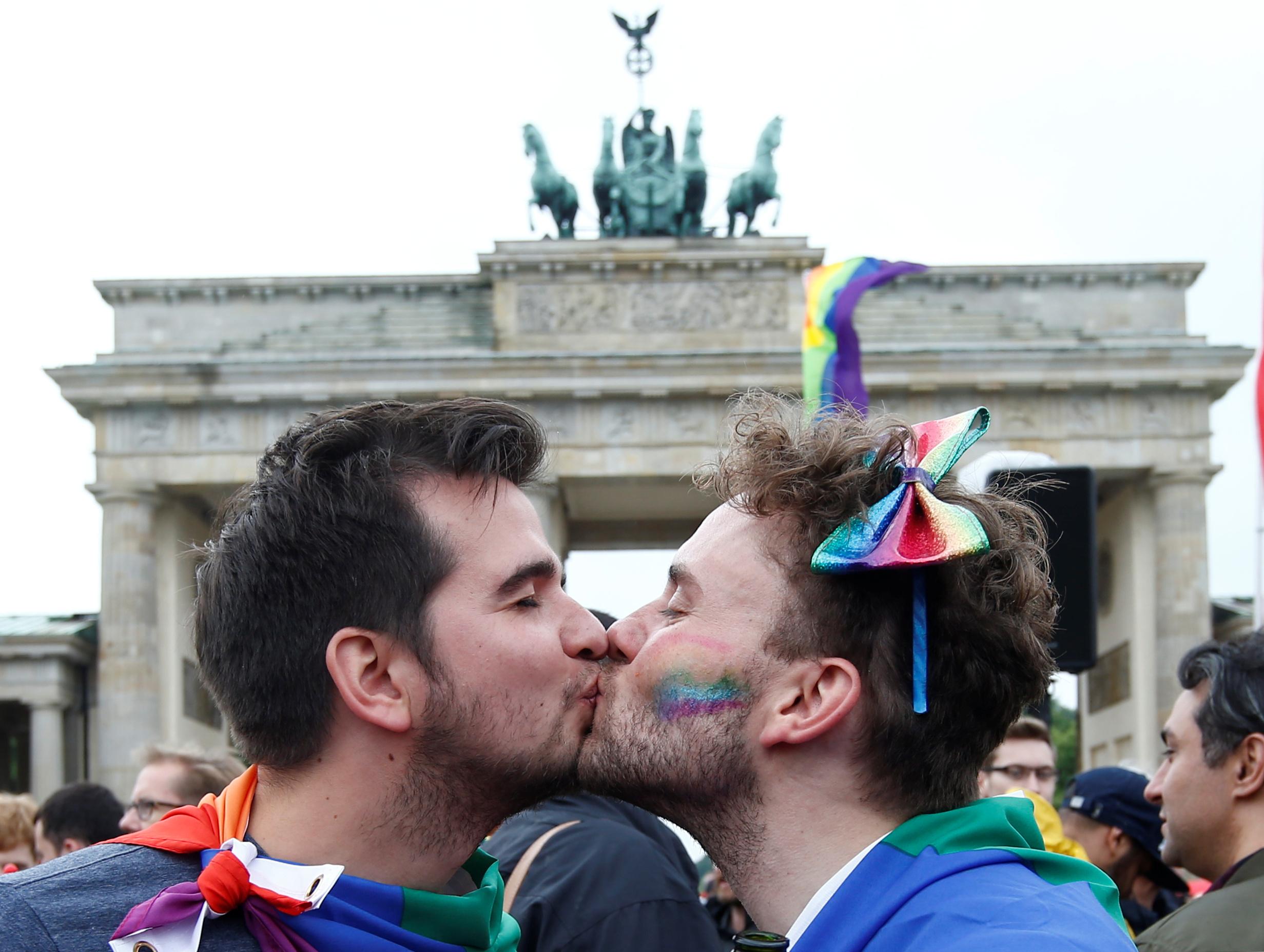 German, jew, muslim, gay