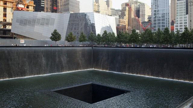 World Trade Center Memorial Pool
